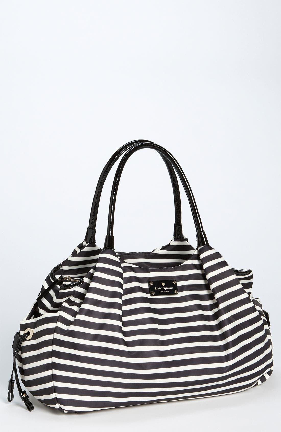 Main Image - kate spade new york 'stevie' baby bag