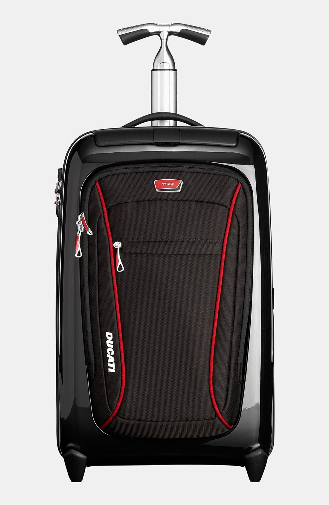 Main Image - Tumi 'Ducati - Evoluzione' International Carry-On