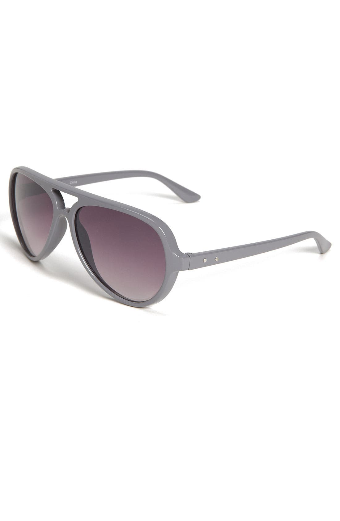 Alternate Image 1 Selected - Icon Eyewear 'Nick' Aviator Sunglasses (Big Boys)