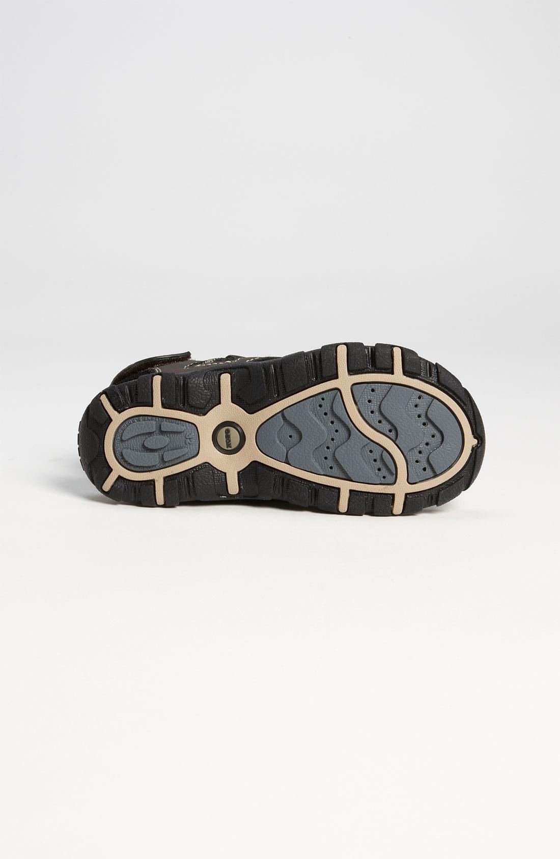 Alternate Image 4  - Geox 'Strada' Sandal (Toddler, Little Kid & Big Kid)