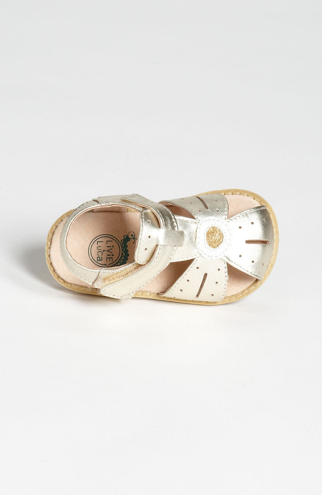 Alternate Image 3  - Livie & Luca 'Celestina' Sandal (Baby, Walker & Toddler)
