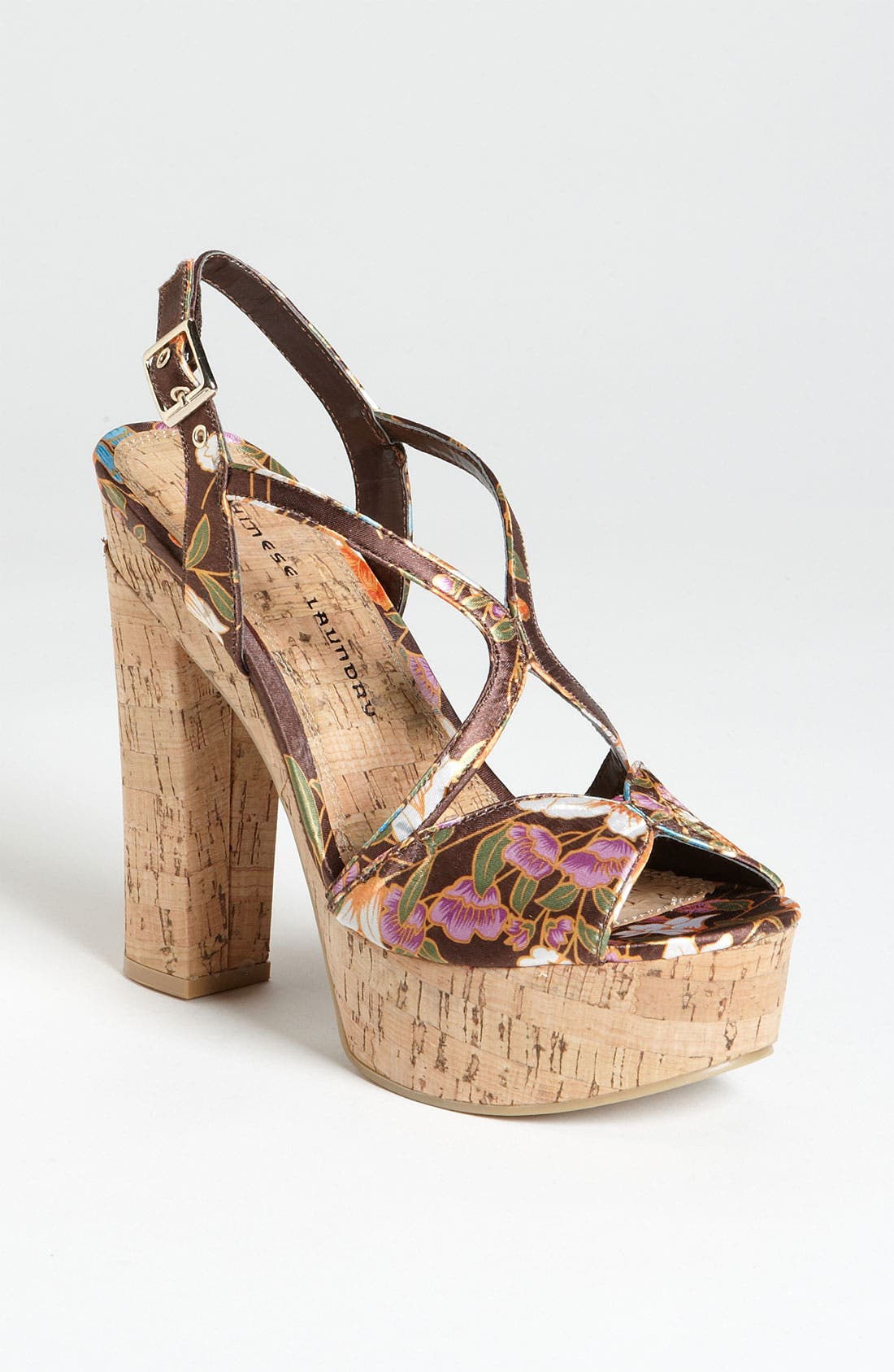 Alternate Image 1 Selected - Chinese Laundry 'Partyy Time' Sandal