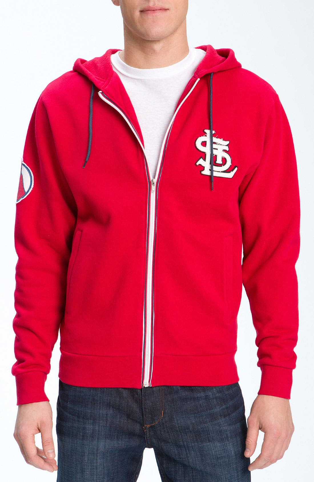 Alternate Image 1 Selected - Wright & Ditson 'St. Louis Cardinals' Hoodie