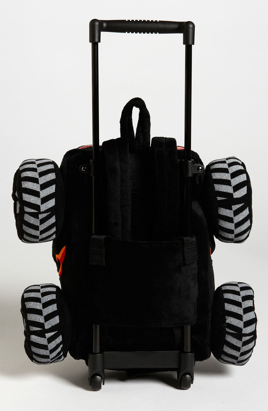 Alternate Image 4  - Popatu 'Monster Truck' Rolling Backpack (Toddler)