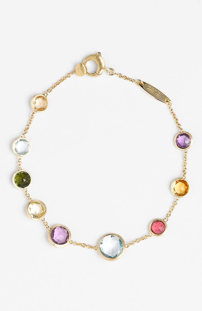 marco bicego 39 mini jaipur 39 single strand bracelet nordstrom