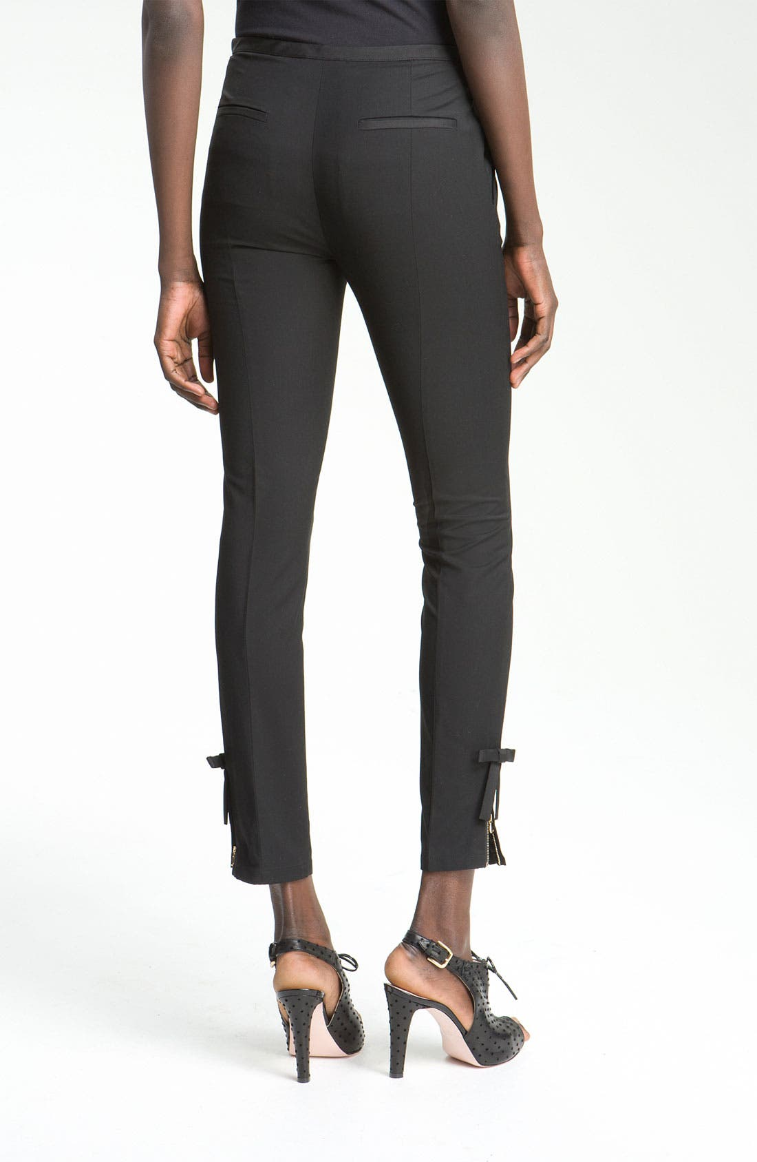 Alternate Image 3  - RED Valentino Slim Ankle Length Pants
