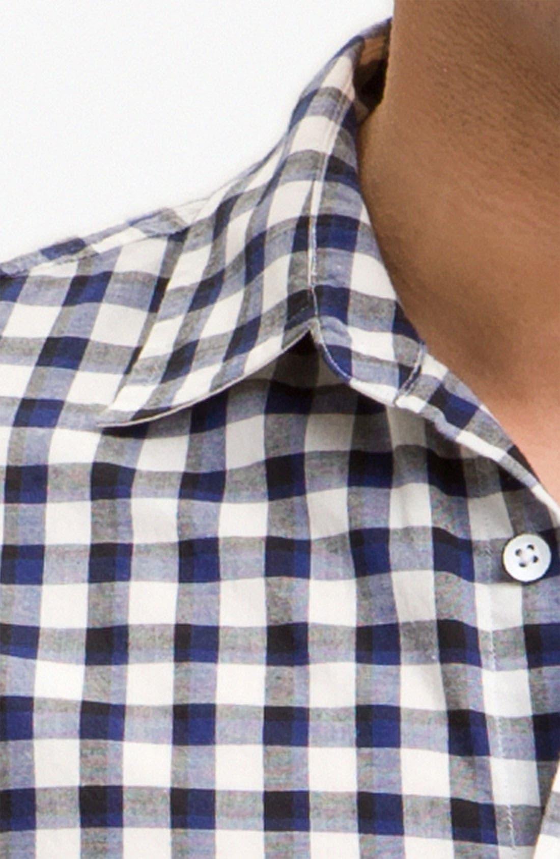 Alternate Image 3  - rag & bone 'Yokohama' Check Sport Shirt