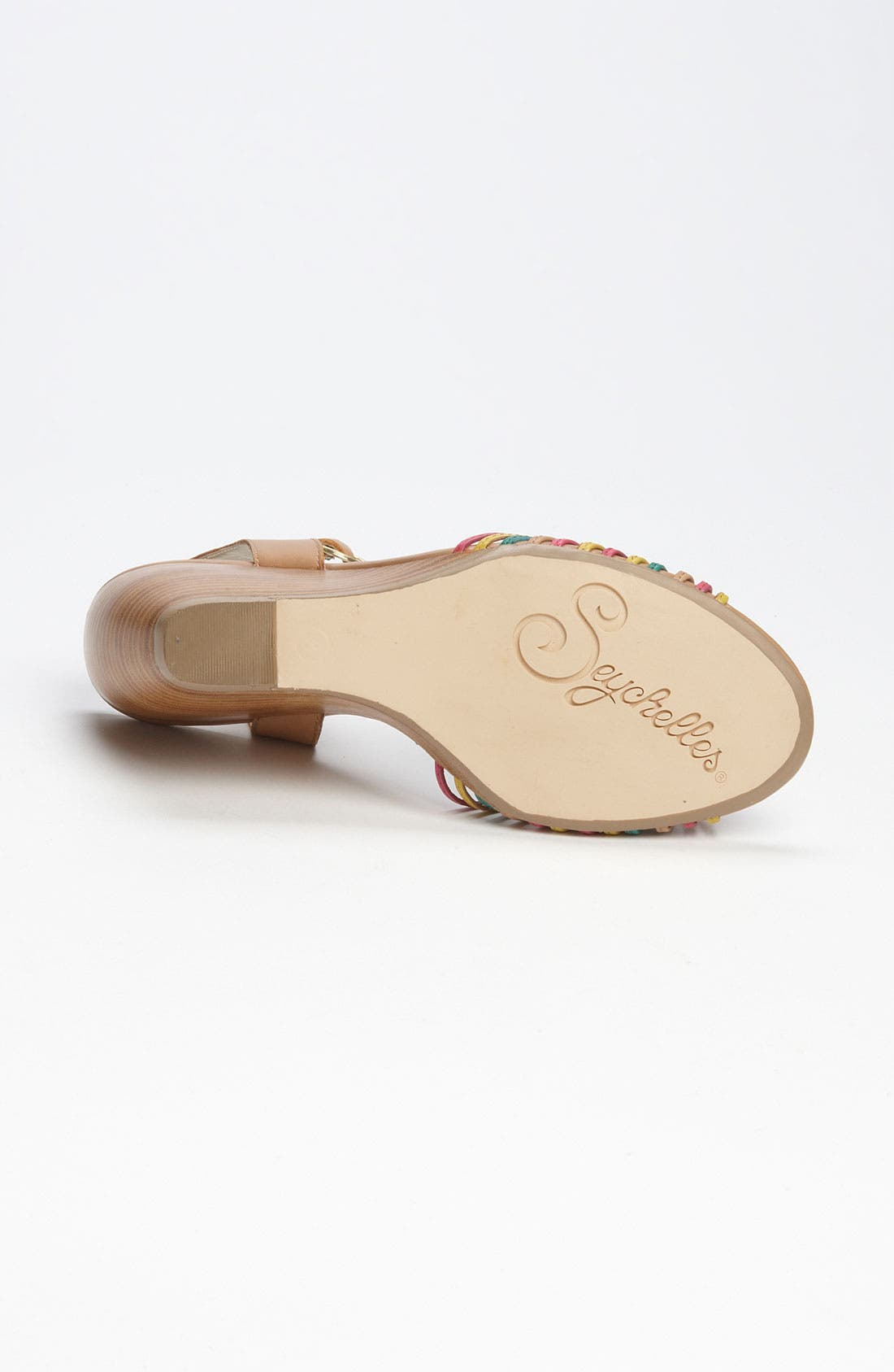 Alternate Image 4  - Seychelles 'Good Ole Days' Sandal