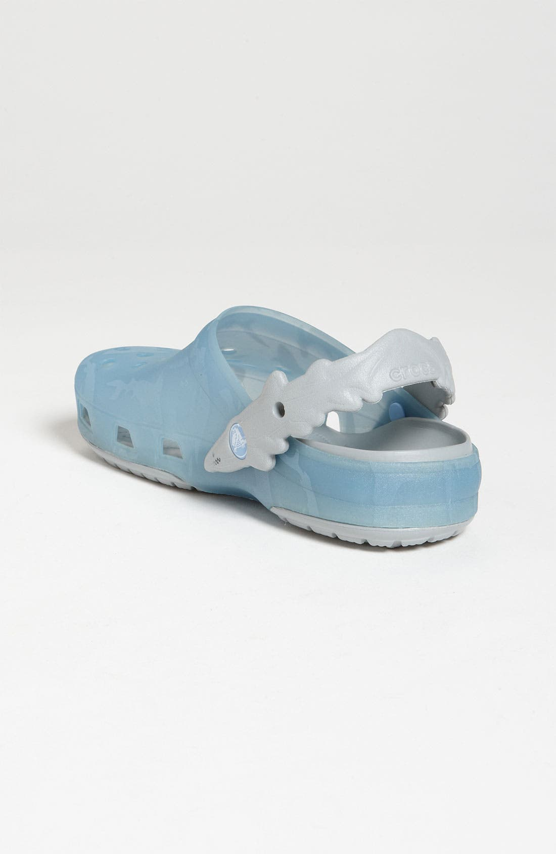 Alternate Image 2  - CROCS™ 'Chameleon Shark' Slip-On (Toddler & Little Kid)
