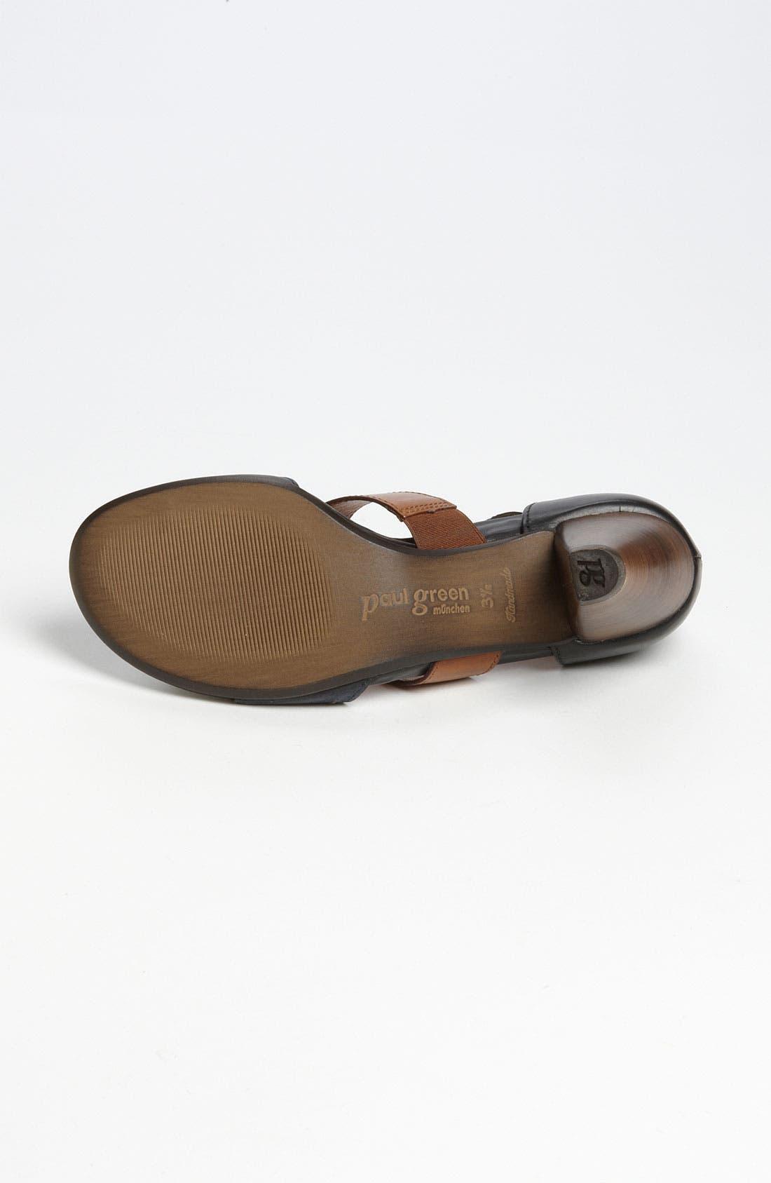 Alternate Image 4  - Paul Green 'Linx' Sandal