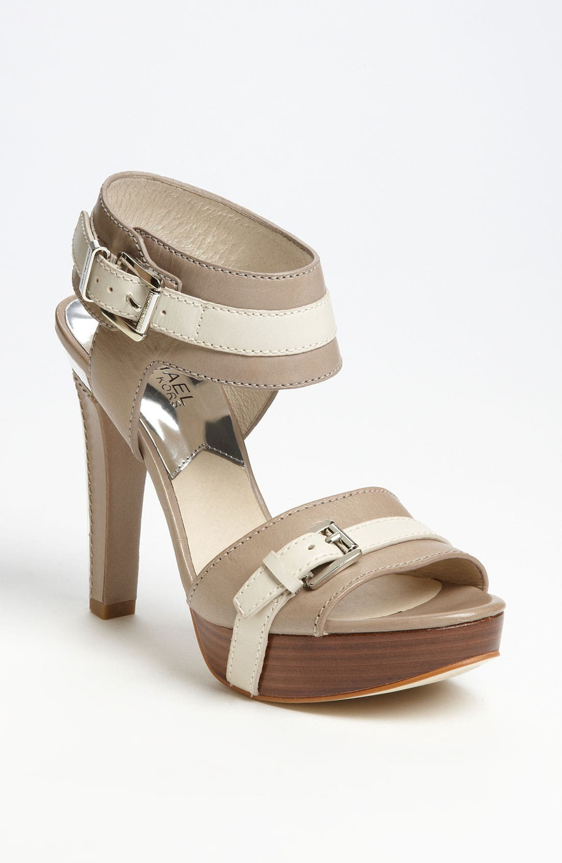 Alternate Image 1 Selected - MICHAEL Michael Kors 'Grace' Sandal