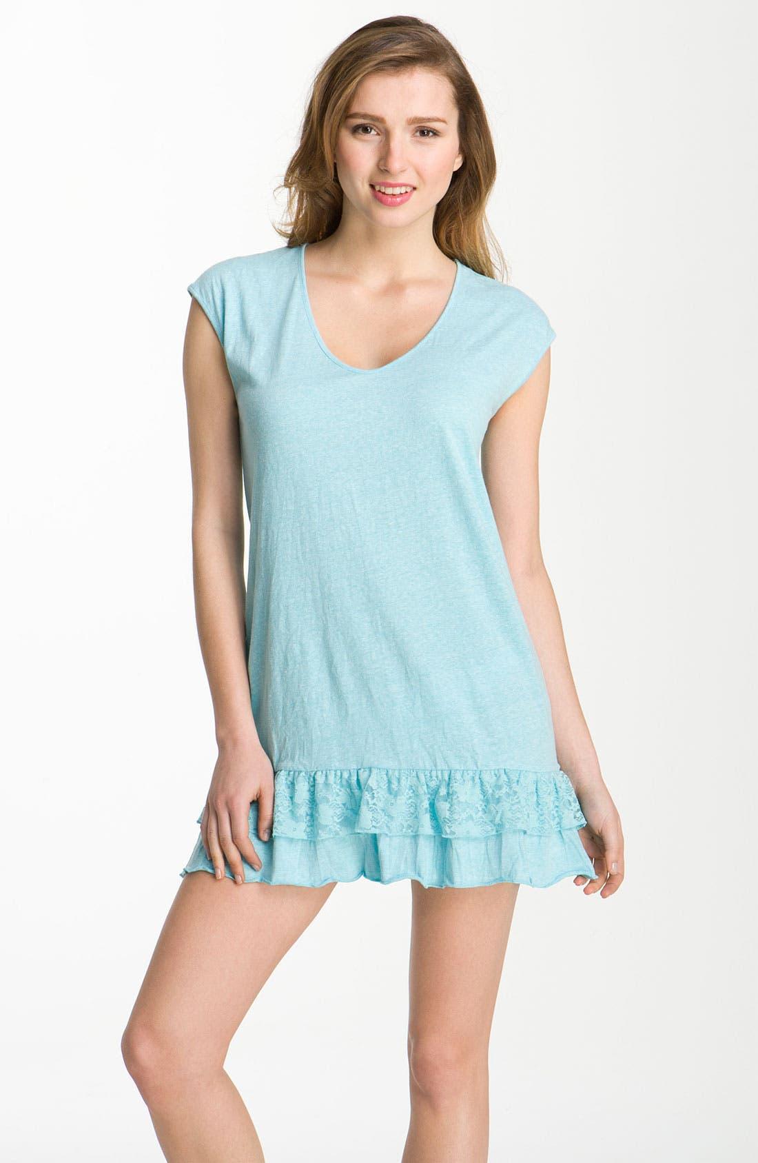 Alternate Image 1 Selected - Make + Model 'Frou Frou' Sleep Shirt