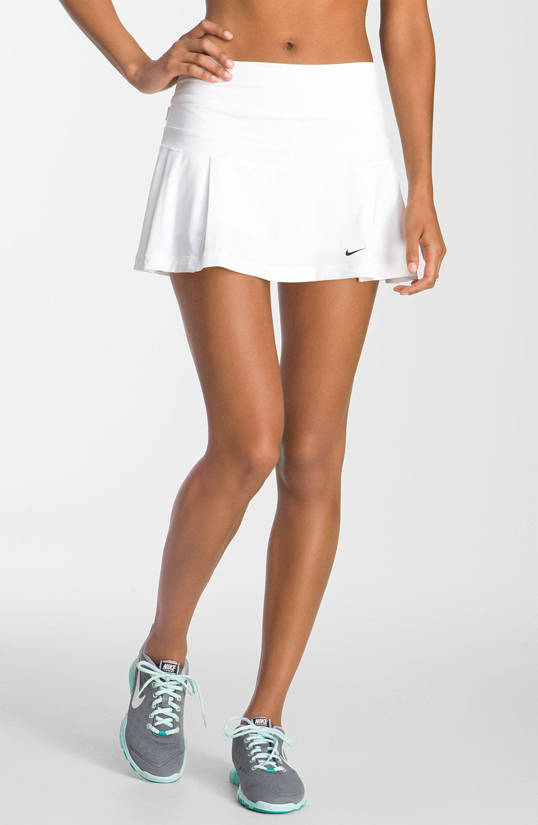 Alternate Image 1 Selected - Nike 'Share Athlete' Tennis Skirt