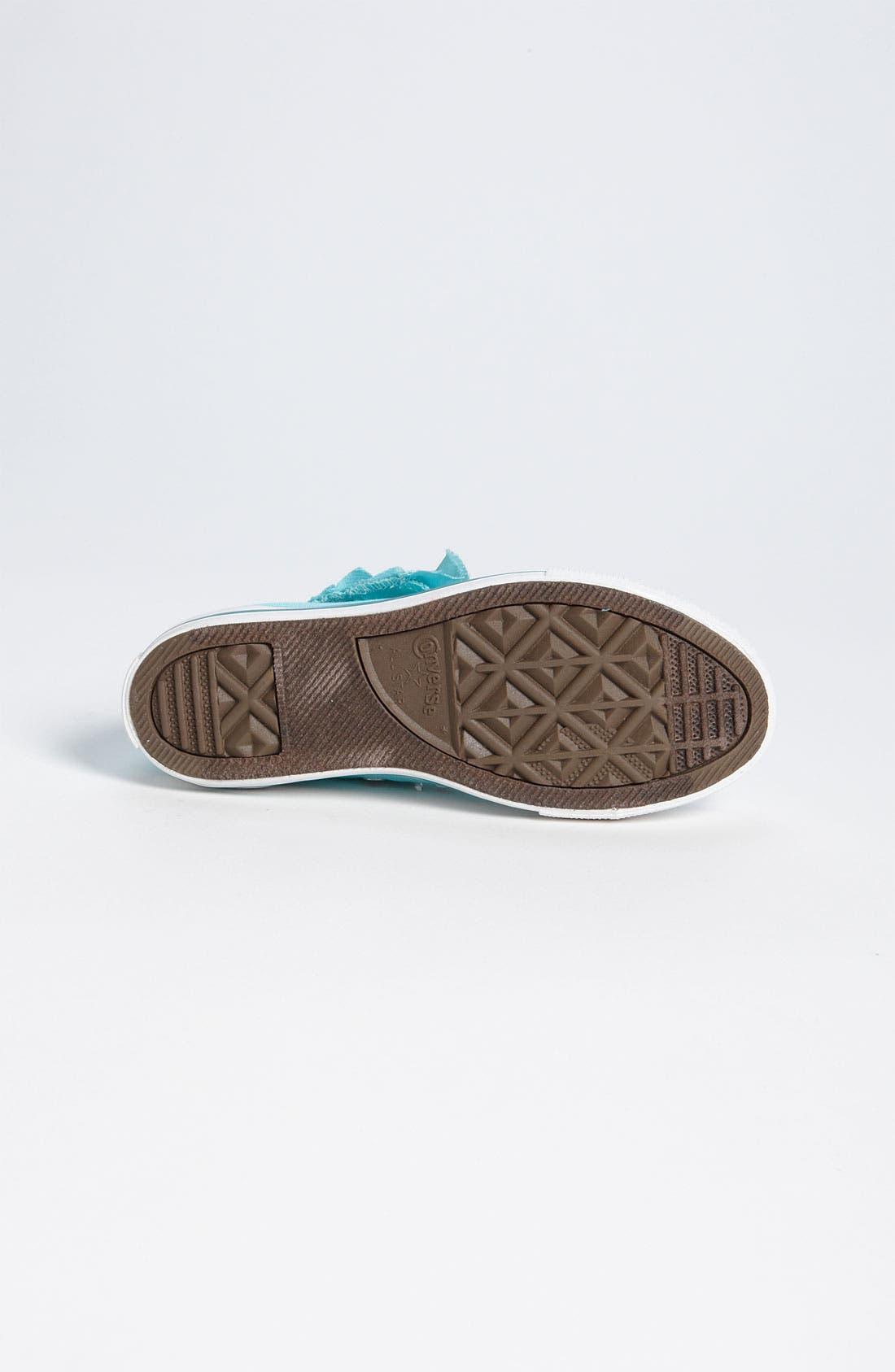 Alternate Image 4  - Converse Chuck Taylor® All Star® 'Mega Tongue' Sneaker (Toddler, Little Kid & Big Kid)