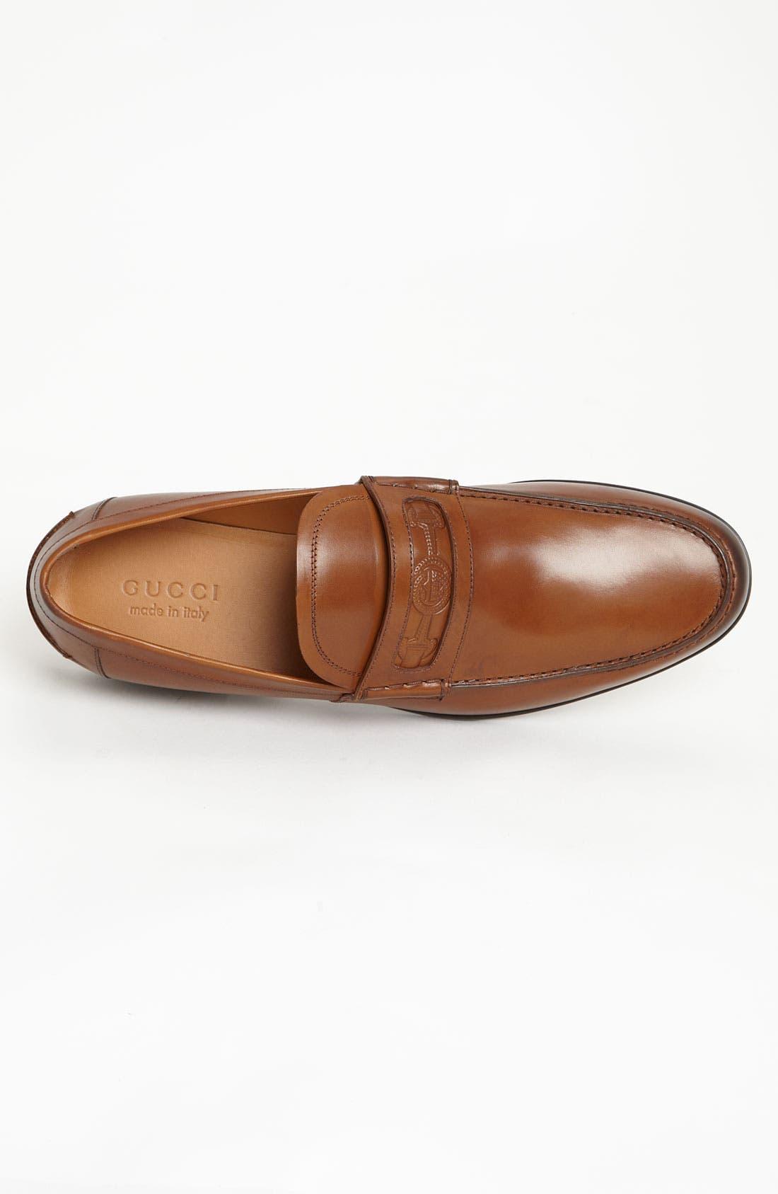 Alternate Image 3  - Gucci 'Goudin' Loafer