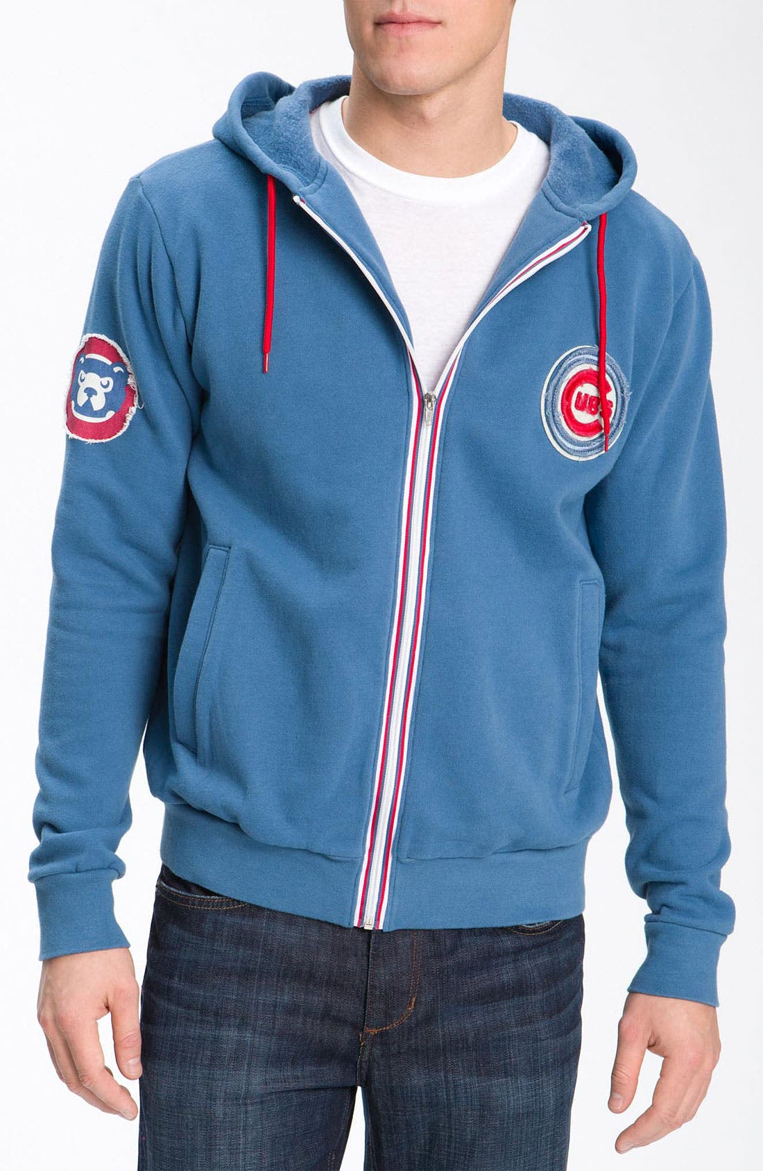 Alternate Image 1 Selected - Wright & Ditson 'Chicago Cubs' Hoodie