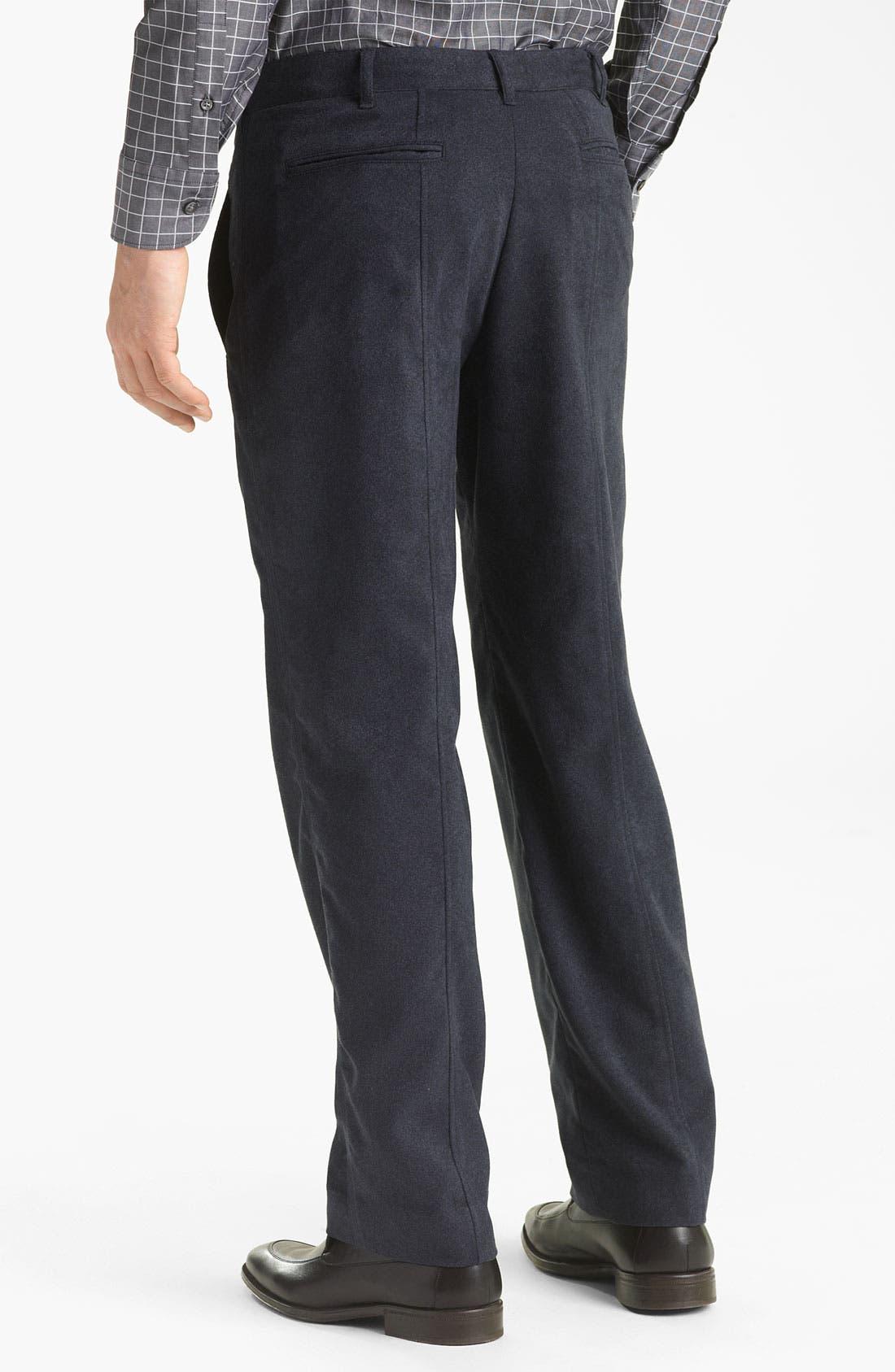 Alternate Image 2  - Armani Collezioni Dress Pants
