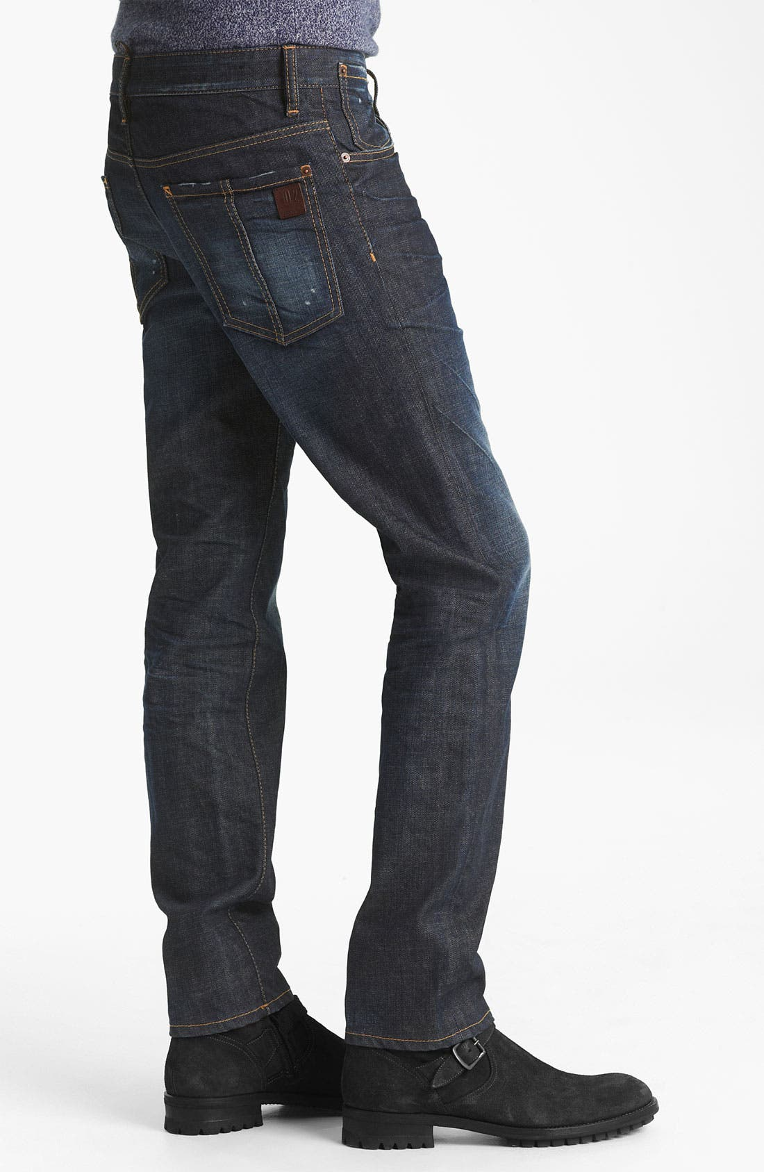 Alternate Image 3  - Dsquared2 'Dean' Slim Fit Jeans (Everywhere)