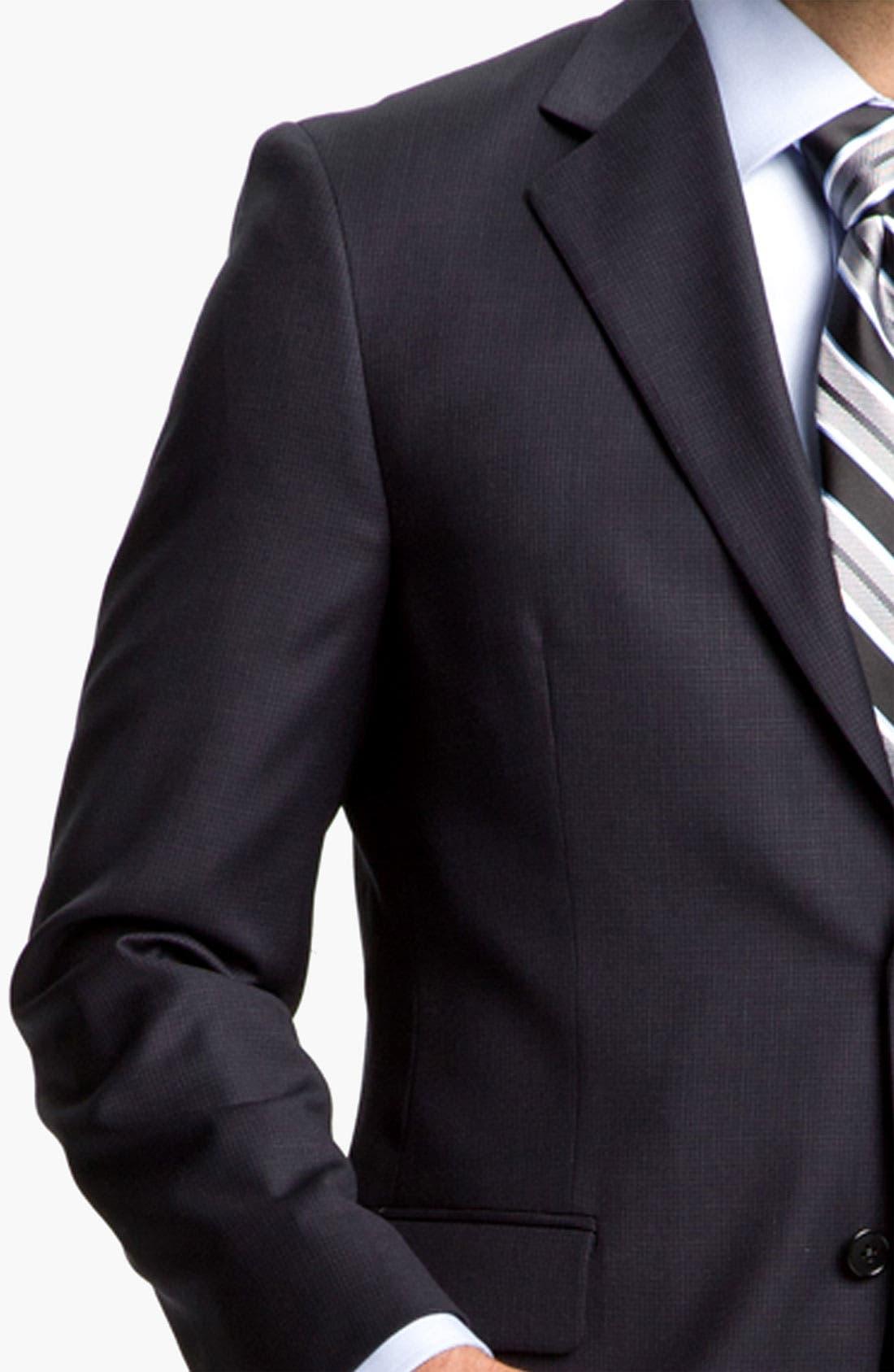 Alternate Image 3  - Joseph Abboud 'Profile Hybrid Signature' Wool Suit