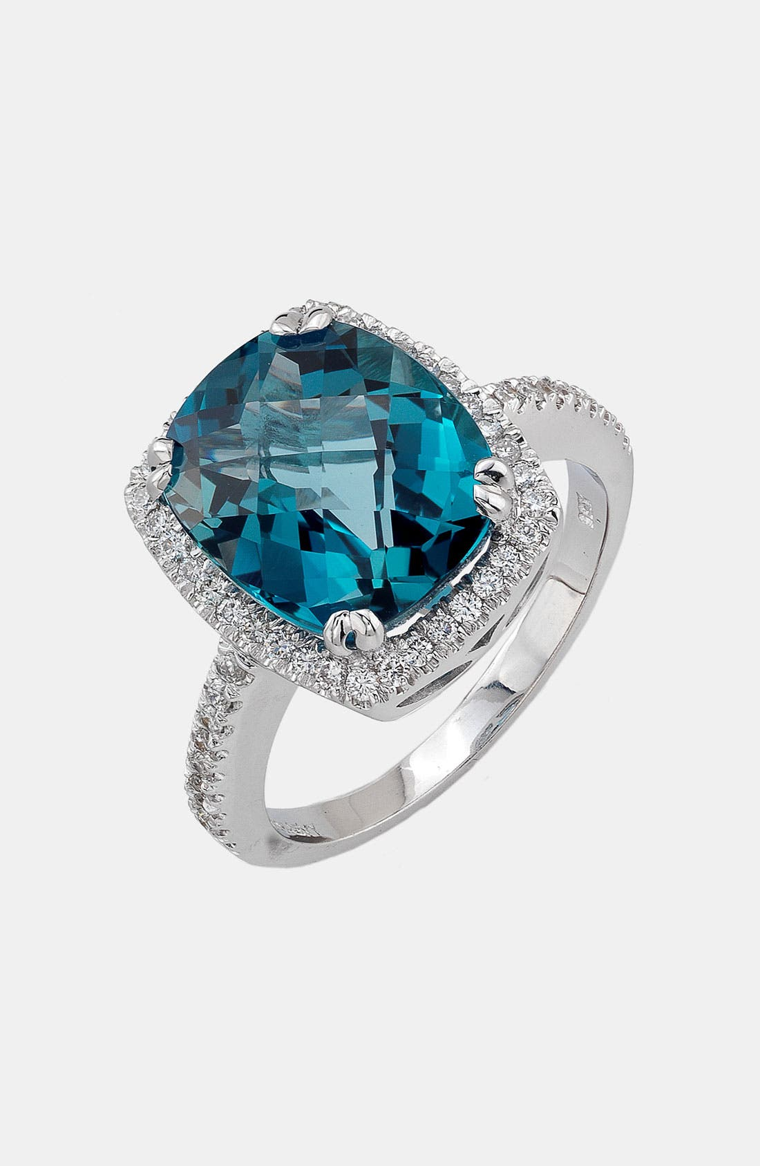 Alternate Image 1 Selected - Bony Levy Semiprecious Stone & Diamond Ring (Nordstrom Exclusive)