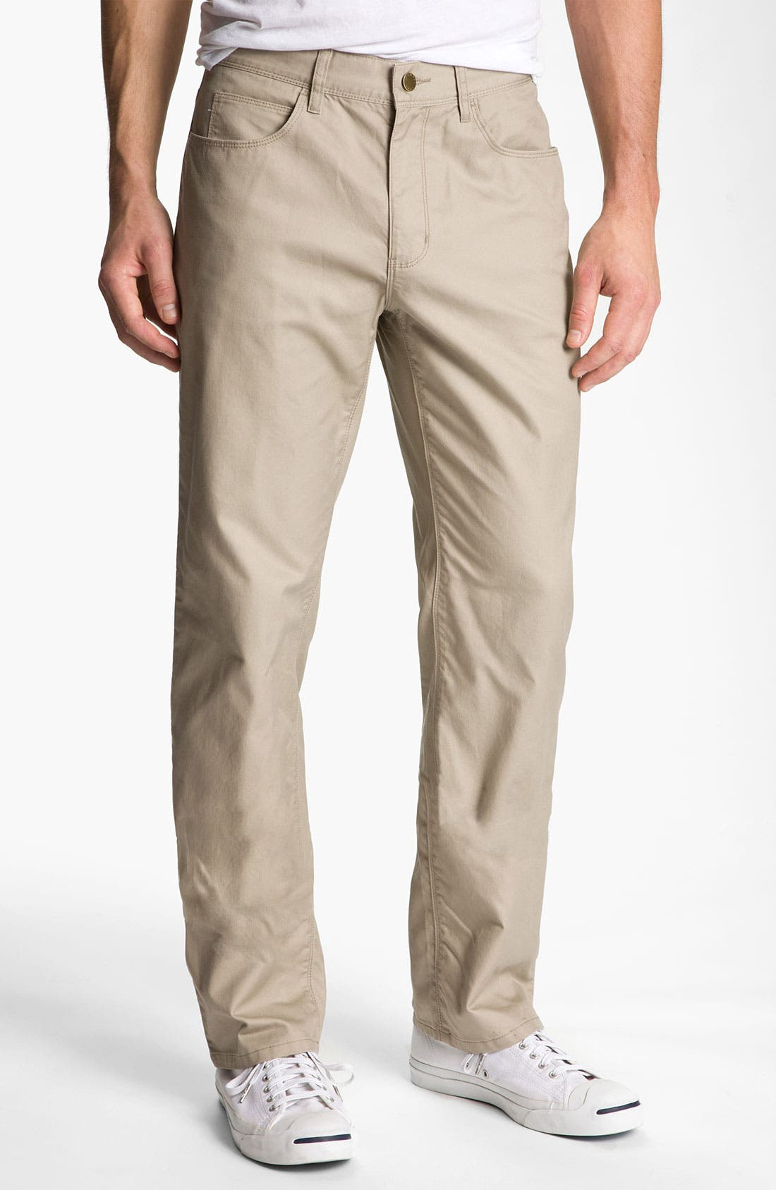 Michael Kors Classic Fit Straight Leg Pants
