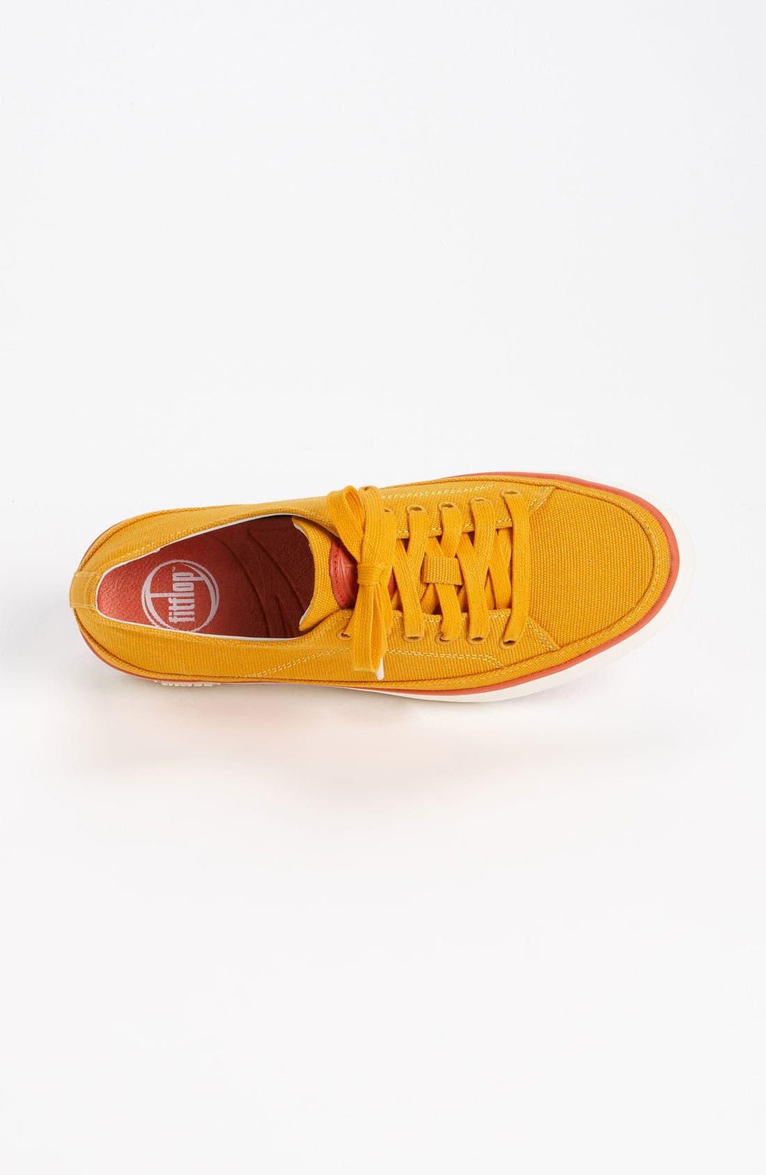 Alternate Image 3  - FitFlop 'Super T™' Canvas Sneaker