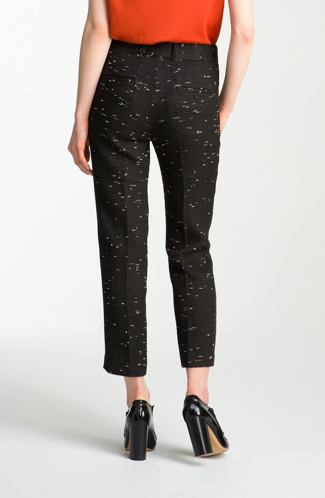 Alternate Image 2  - 3.1 Phillip Lim Crop Tweed Trousers