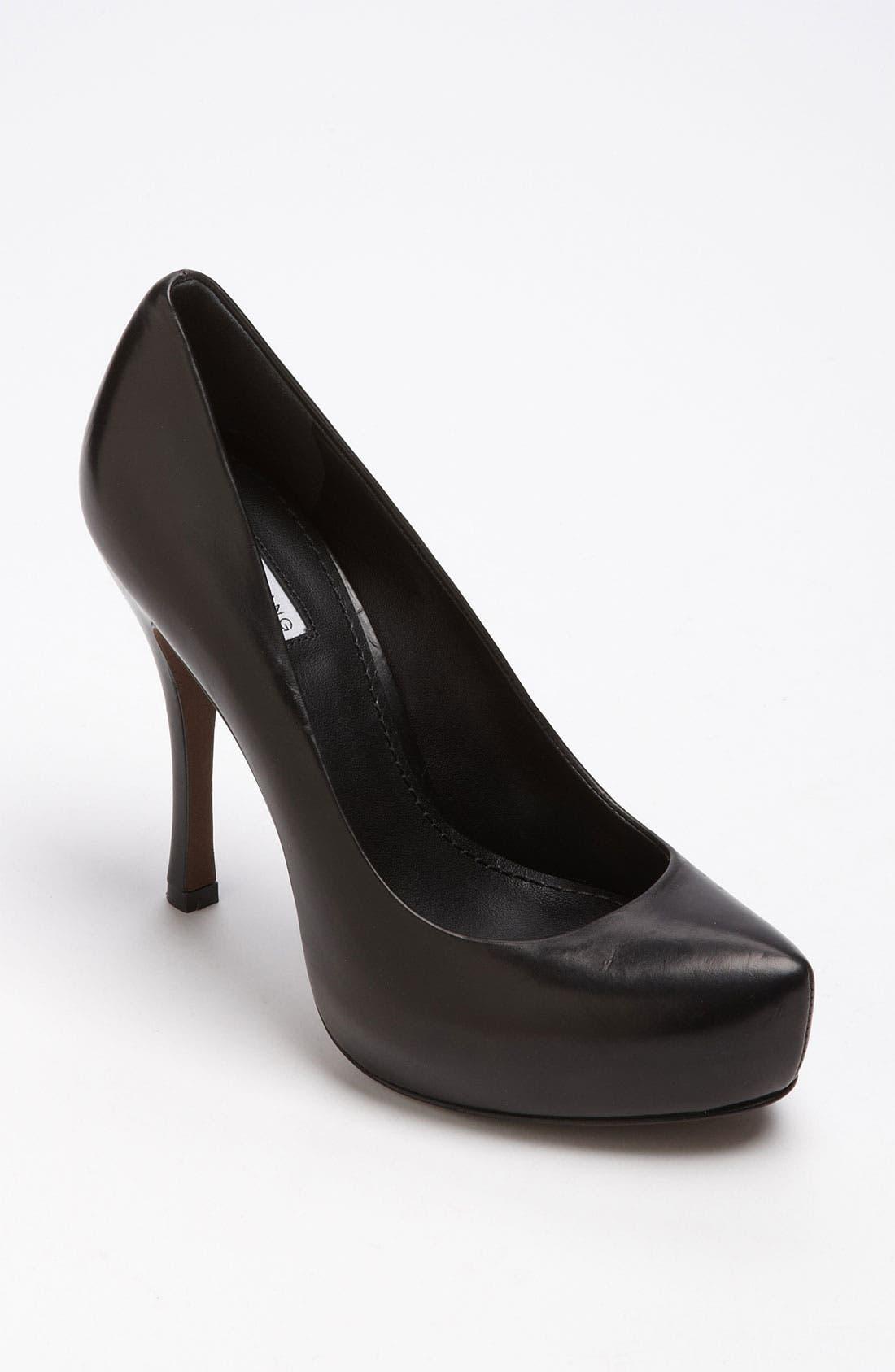 Alternate Image 1 Selected - Vera Wang Footwear 'Raquel' Pump