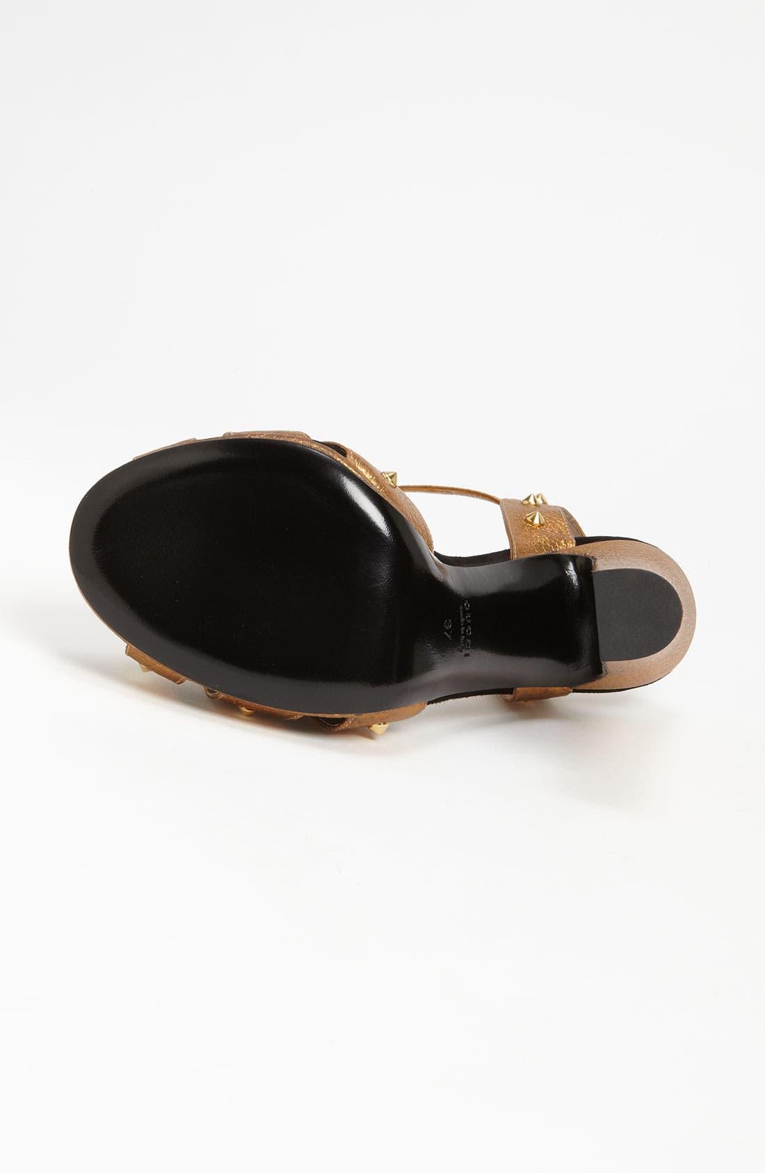 Alternate Image 4  - Gucci 'Jacquelyne' Sandal