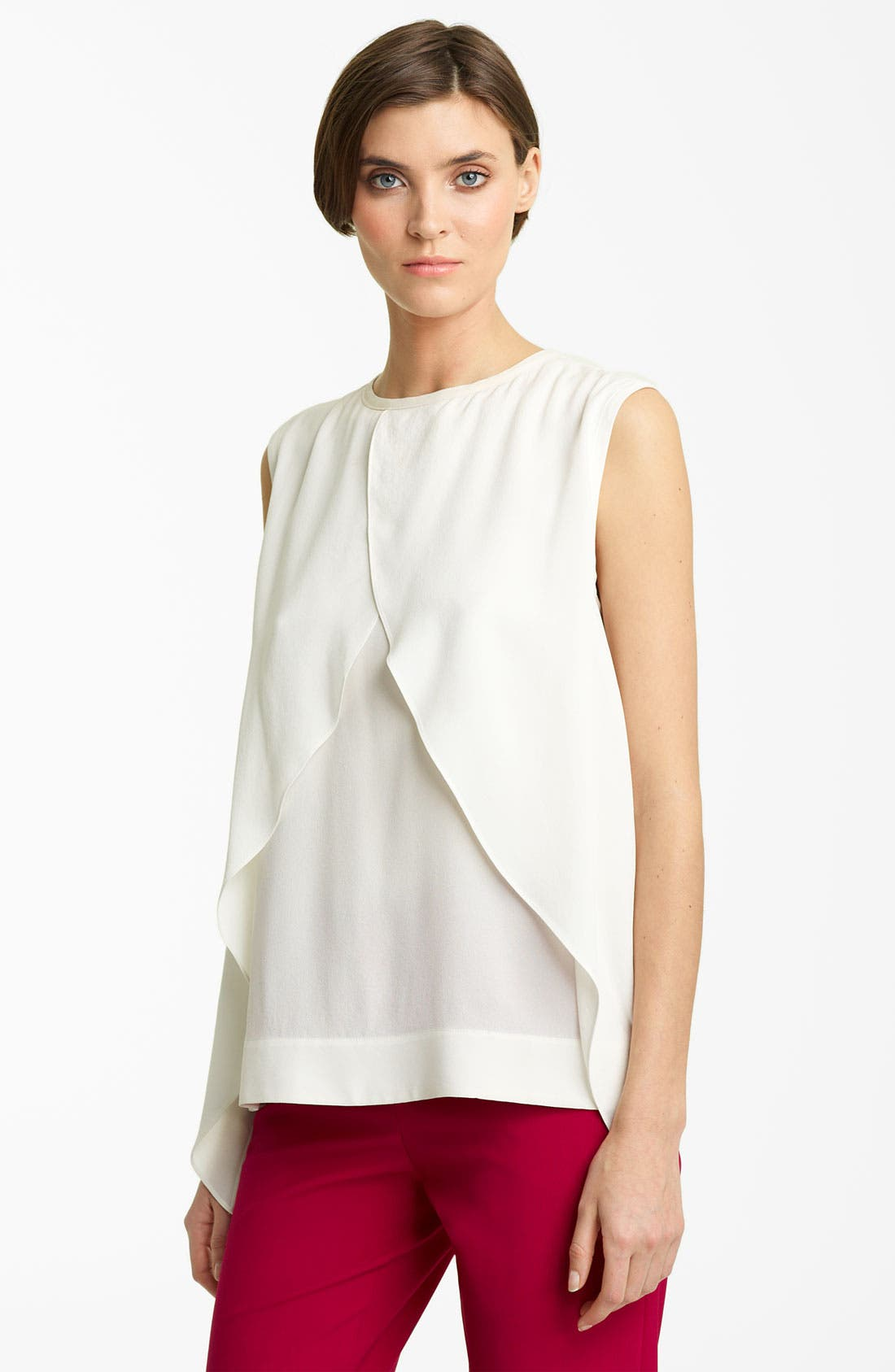 Main Image - Yigal Azrouël Georgette Blouse