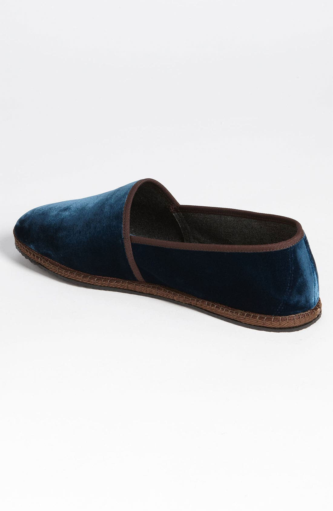 Alternate Image 2  - Salvatore Ferragamo 'Adone' Velvet Slip On