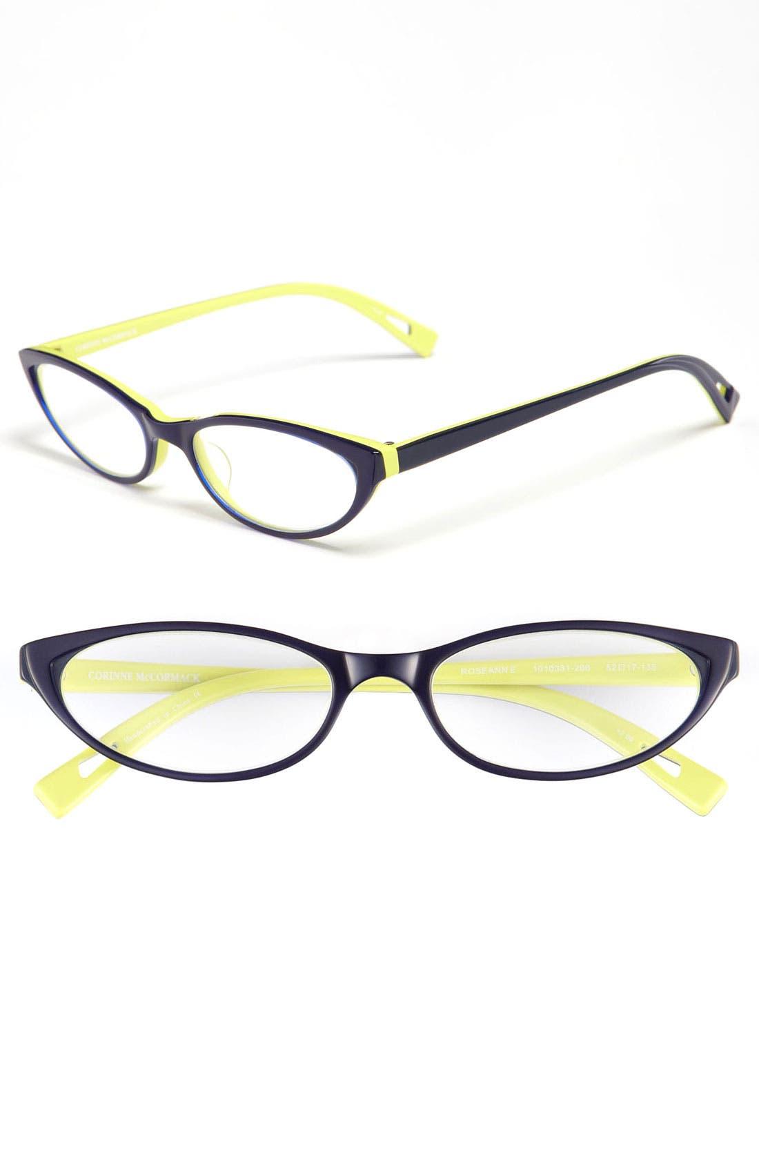 Alternate Image 1 Selected - Corinne McCormack Reading Glasses (2 for $88)