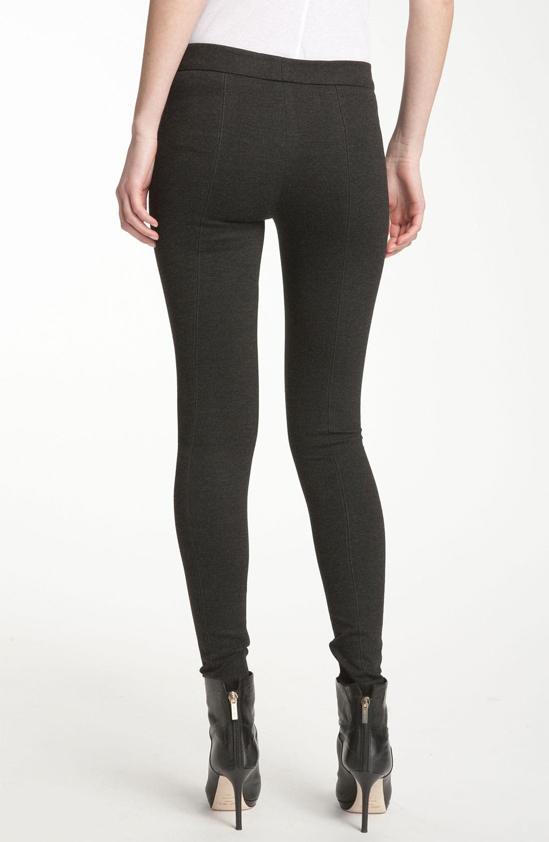 Alternate Image 2  - Vince Zip Hem Leggings