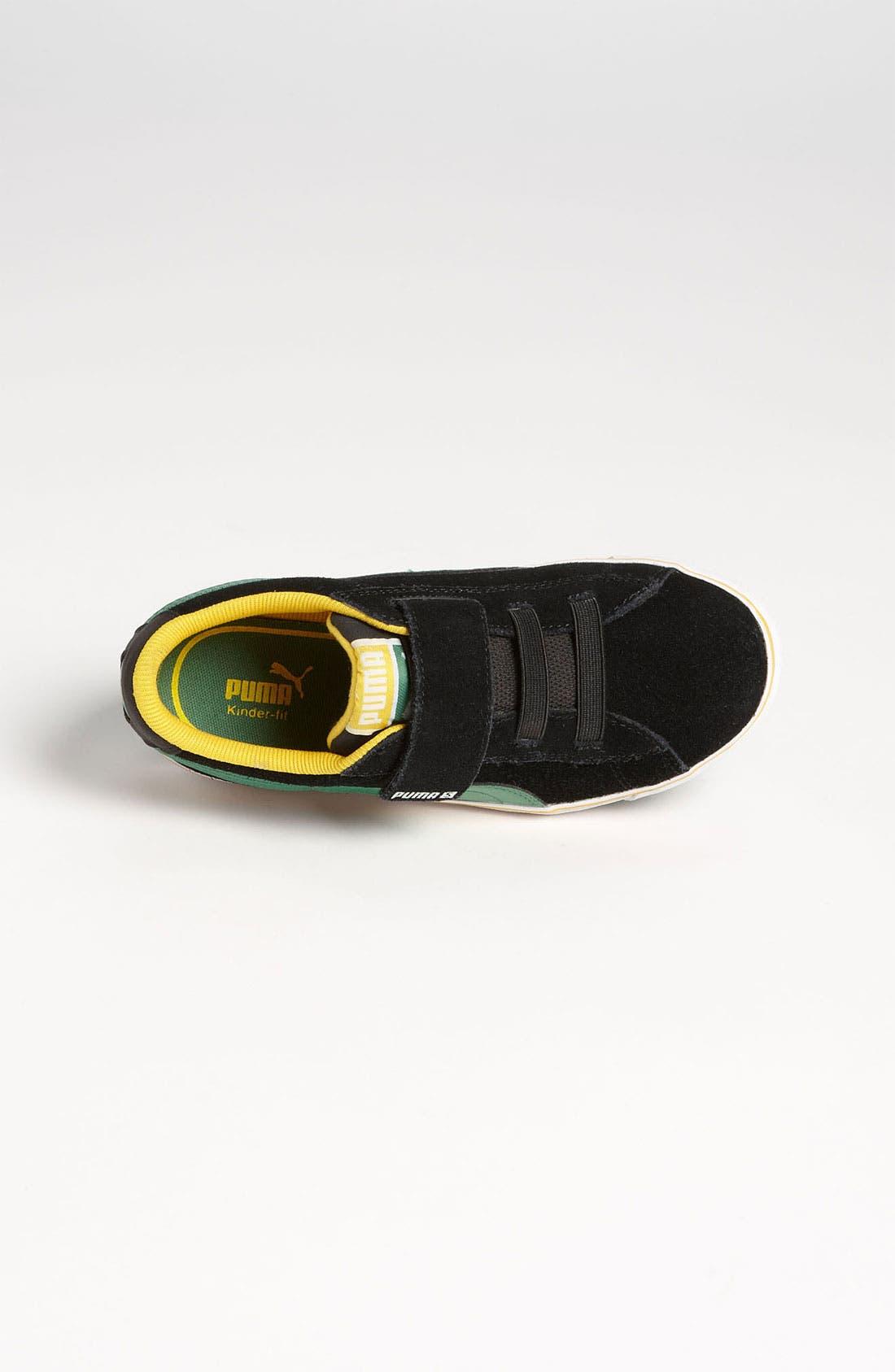 Alternate Image 3  - PUMA 'S Vulc V' Sneaker (Baby, Walker & Toddler)