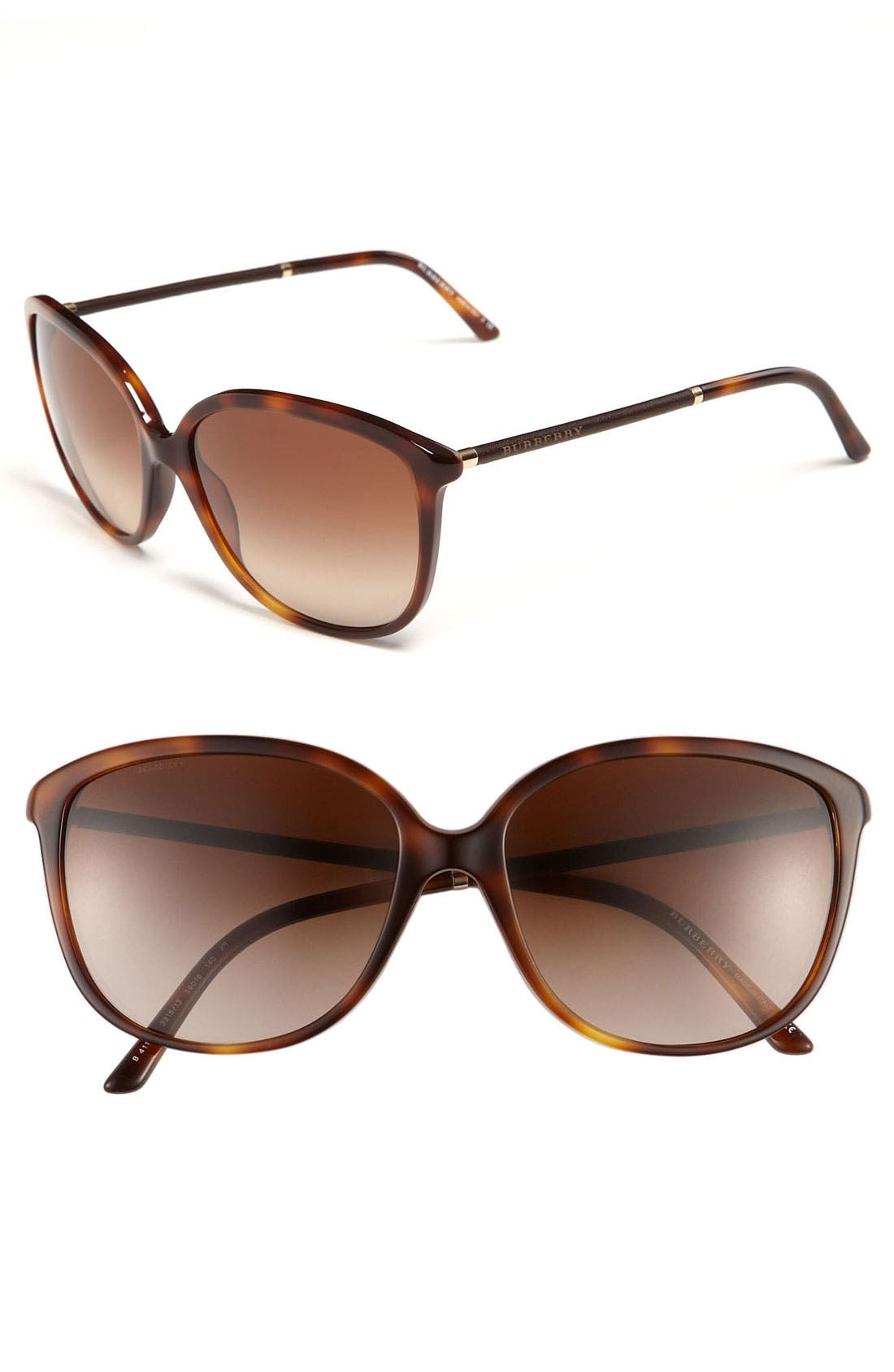 Main Image - Burberry 59mm Sunglasses