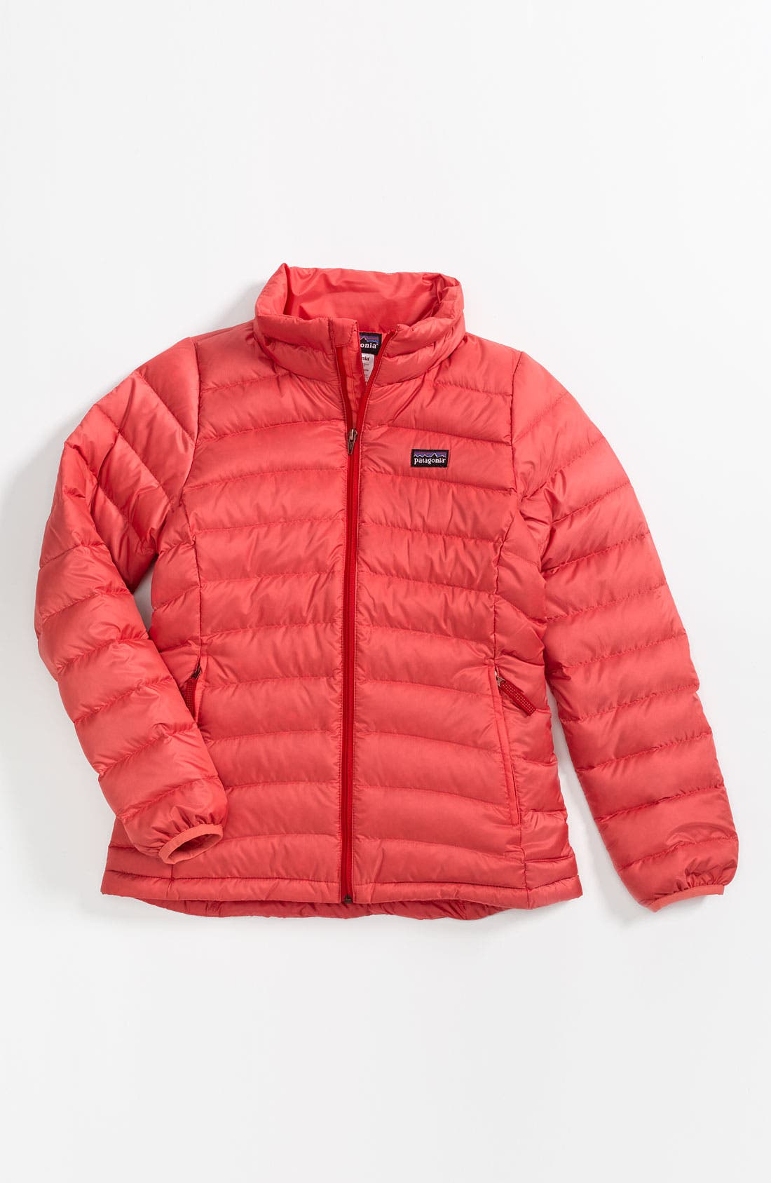 Alternate Image 1 Selected - Patagonia Down Sweater Jacket (Little Girls & Big Girls)