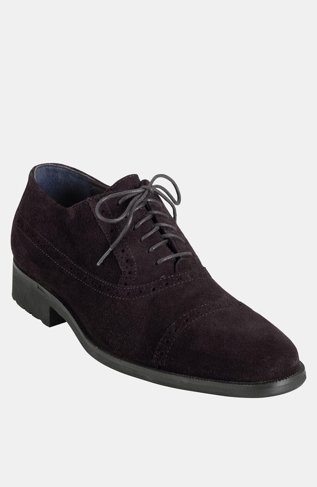 Alternate Image 1 Selected - Cole Haan 'Air Stanton' Cap Toe Oxford