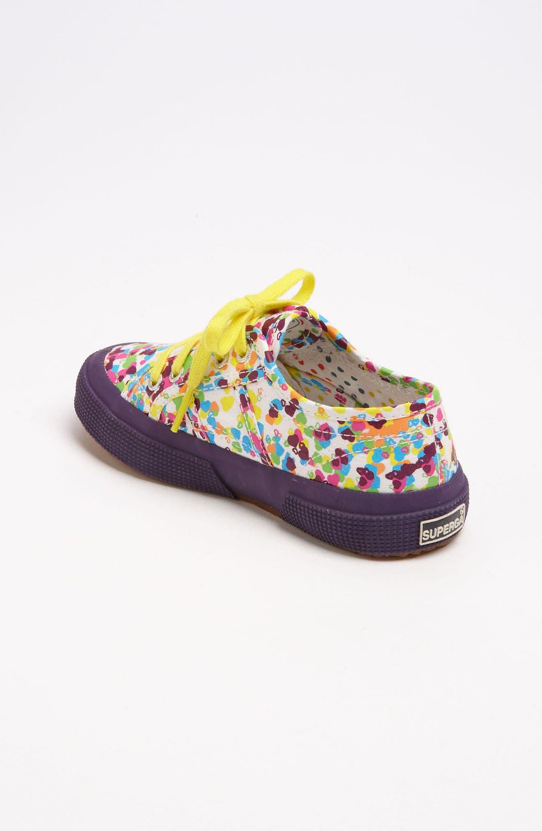 Alternate Image 2  - Superga 'Fantasy Junior Classic' Sneaker (Walker, Toddler, Little Kid & Big Kid)
