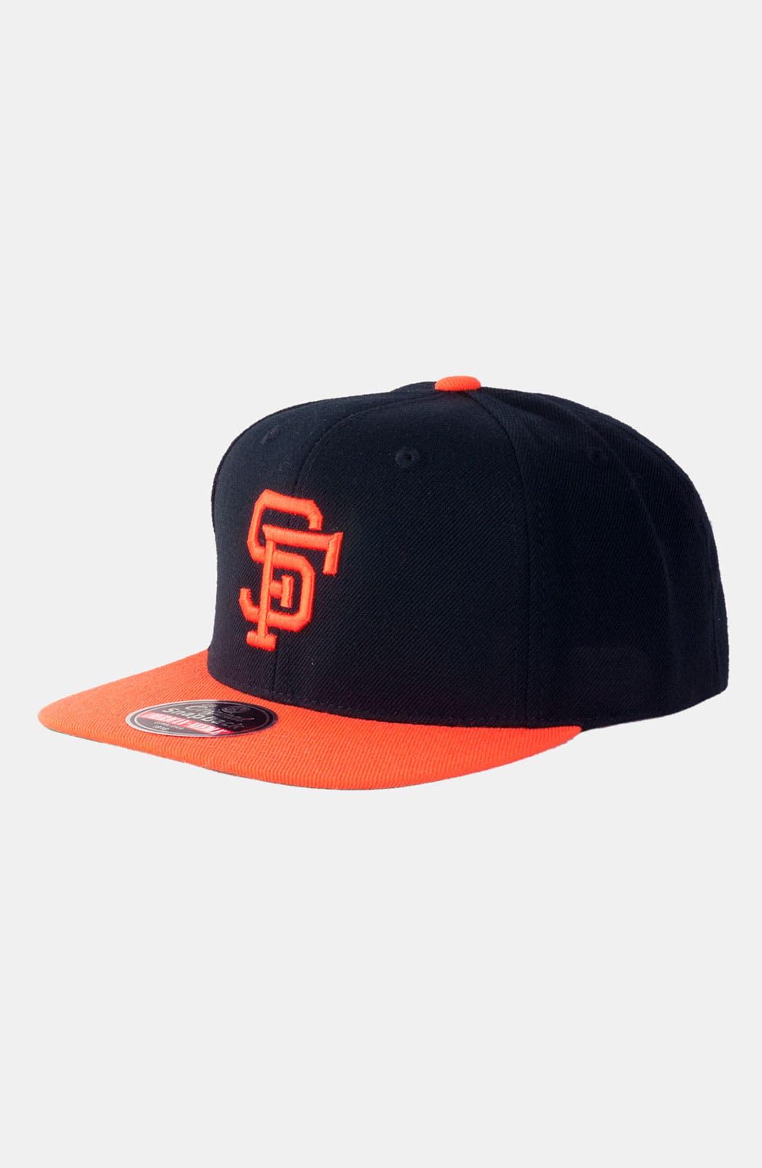Alternate Image 1 Selected - American Needle 'San Francisco Giants - Cooperstown' Snapback Baseball Cap