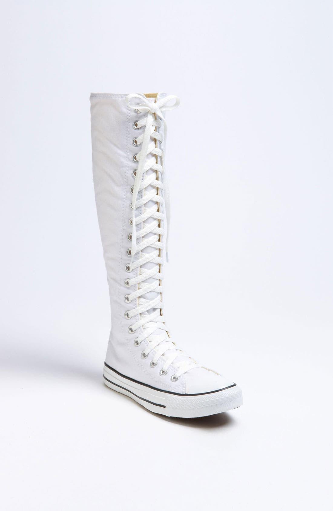 Main Image - Converse Chuck Taylor® 'XX Hi' Knee High Sneaker