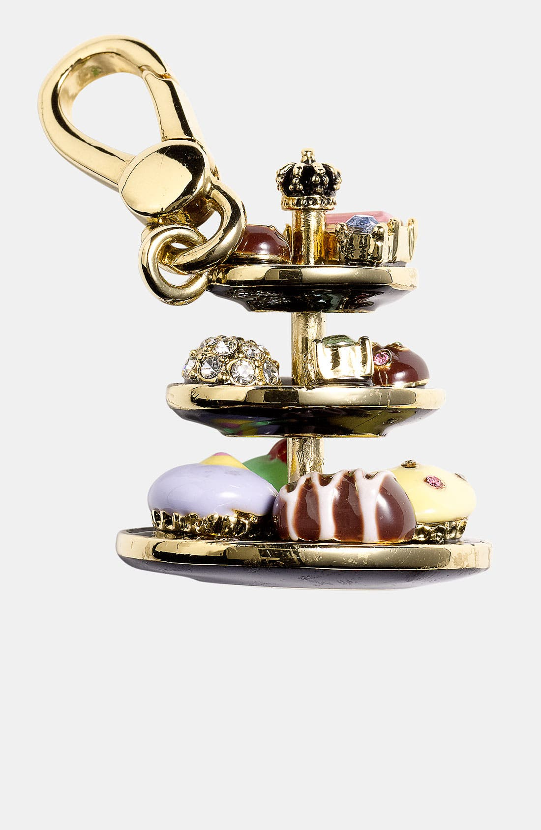Alternate Image 1 Selected - Juicy Couture Dessert Tray Charm