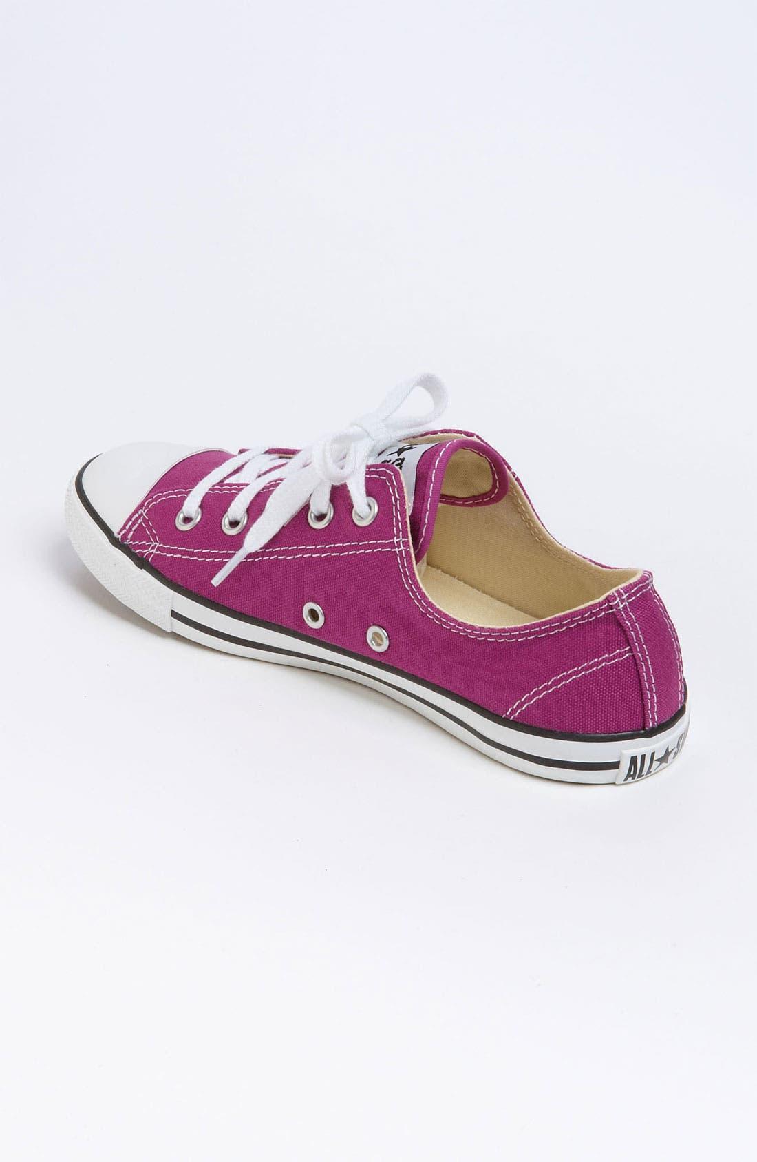 Alternate Image 2  - Converse Chuck Taylor® 'Dainty' Sneaker (Women)