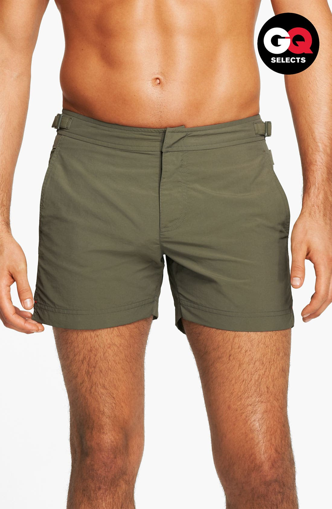 Alternate Image 1 Selected - Orlebar Brown 'Setter' Swim Trunks
