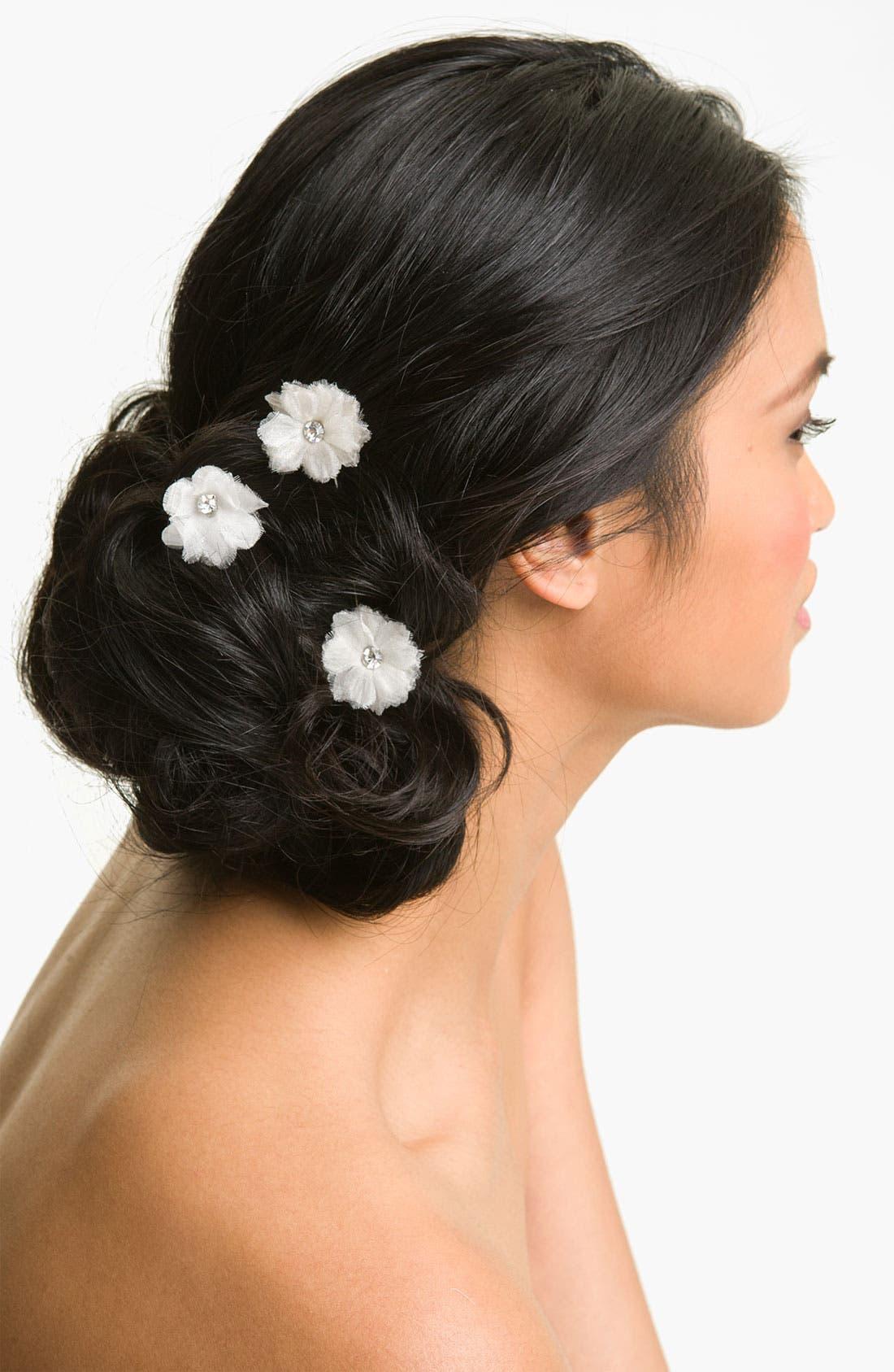 Main Image - Nina 'Myrissa' Hairpins (Set of 3)