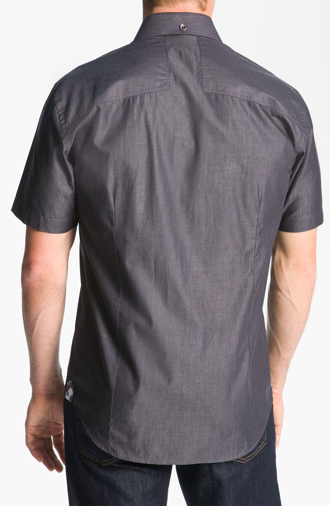 Alternate Image 3  - Bogosse 'Mini Aramis 02' Sport Shirt