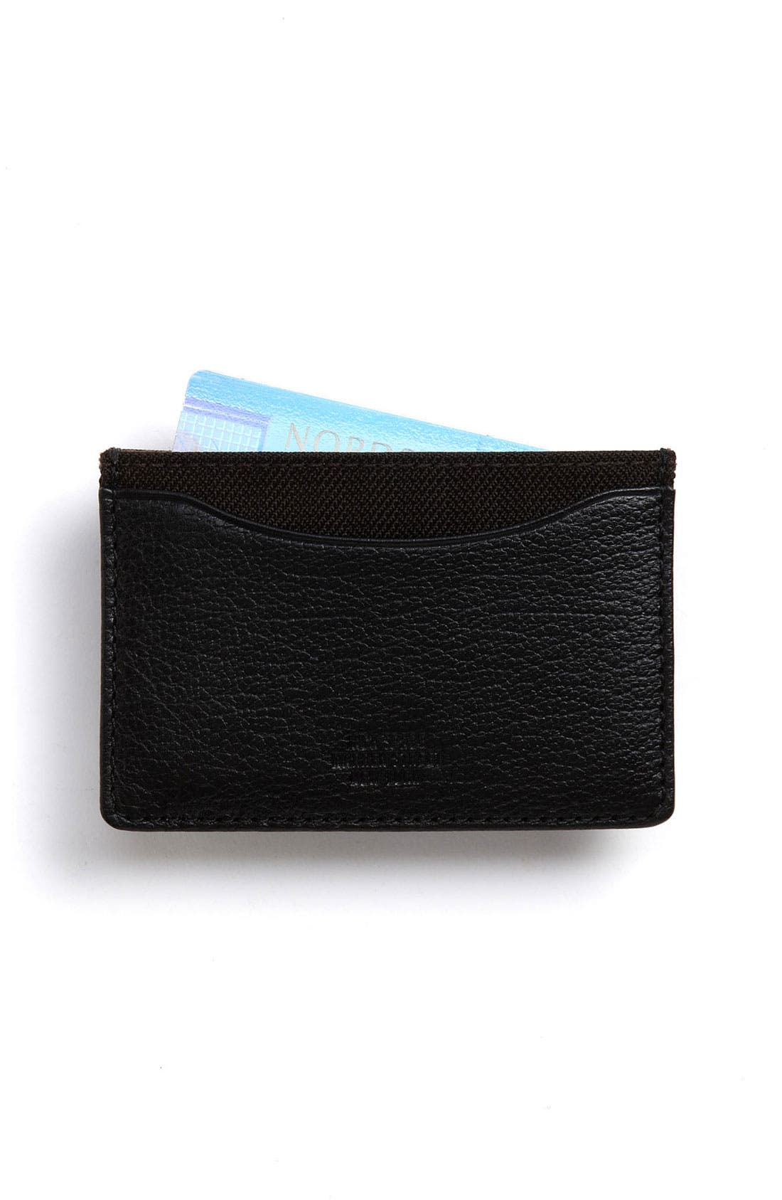 Alternate Image 1 Selected - Jack Spade Credit Card Holder