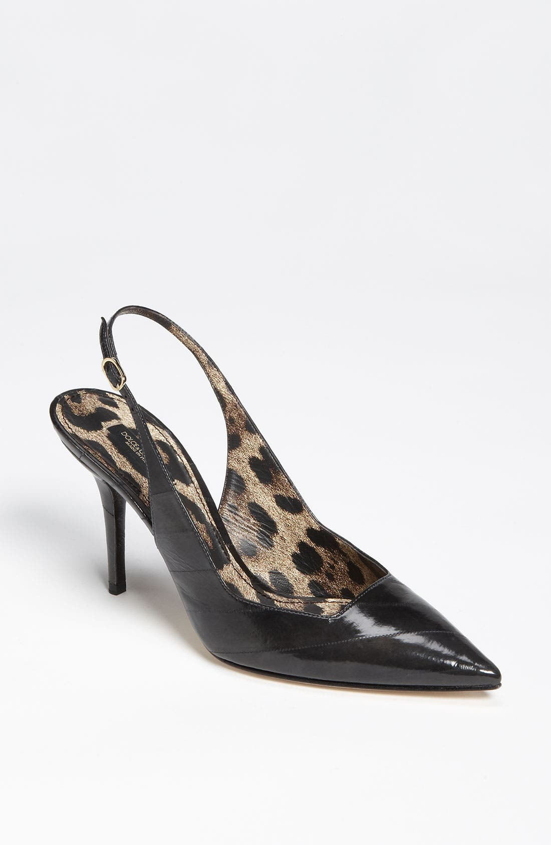 Alternate Image 1 Selected - Dolce&Gabbana Slingback Pump (Nordstrom Exclusive)