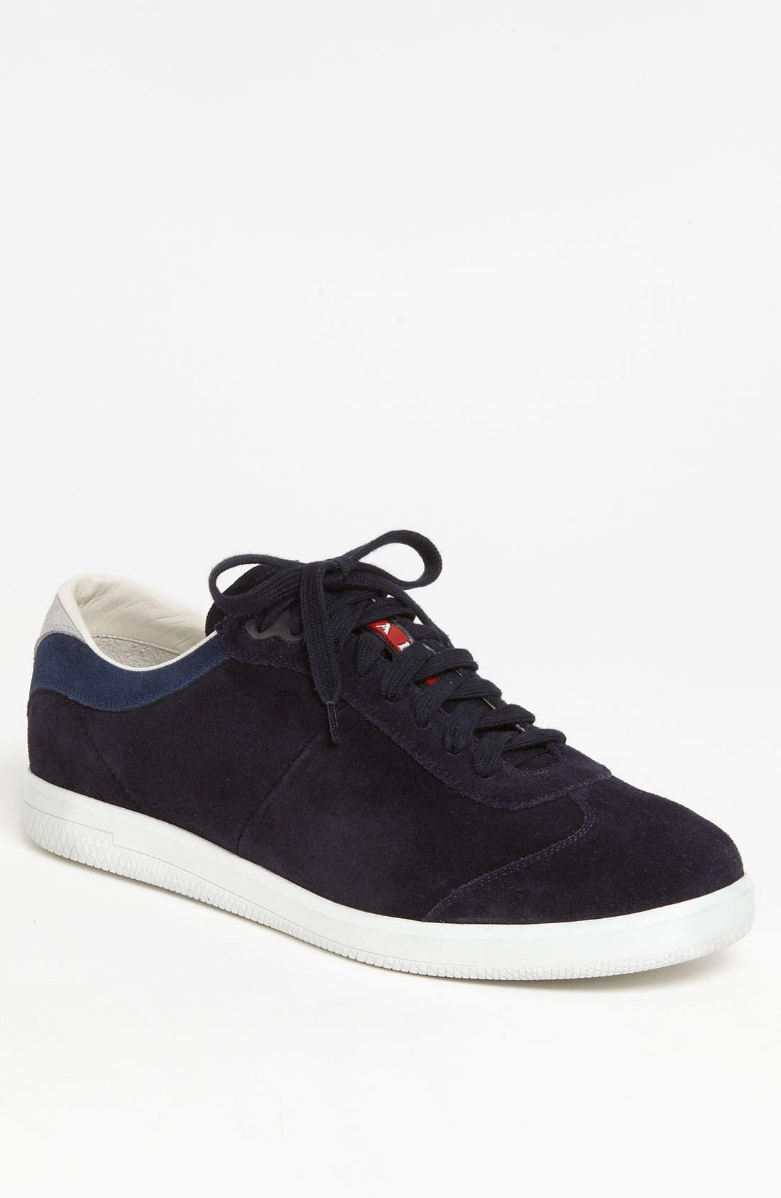 Alternate Image 1 Selected - Prada Colorblock Sneaker