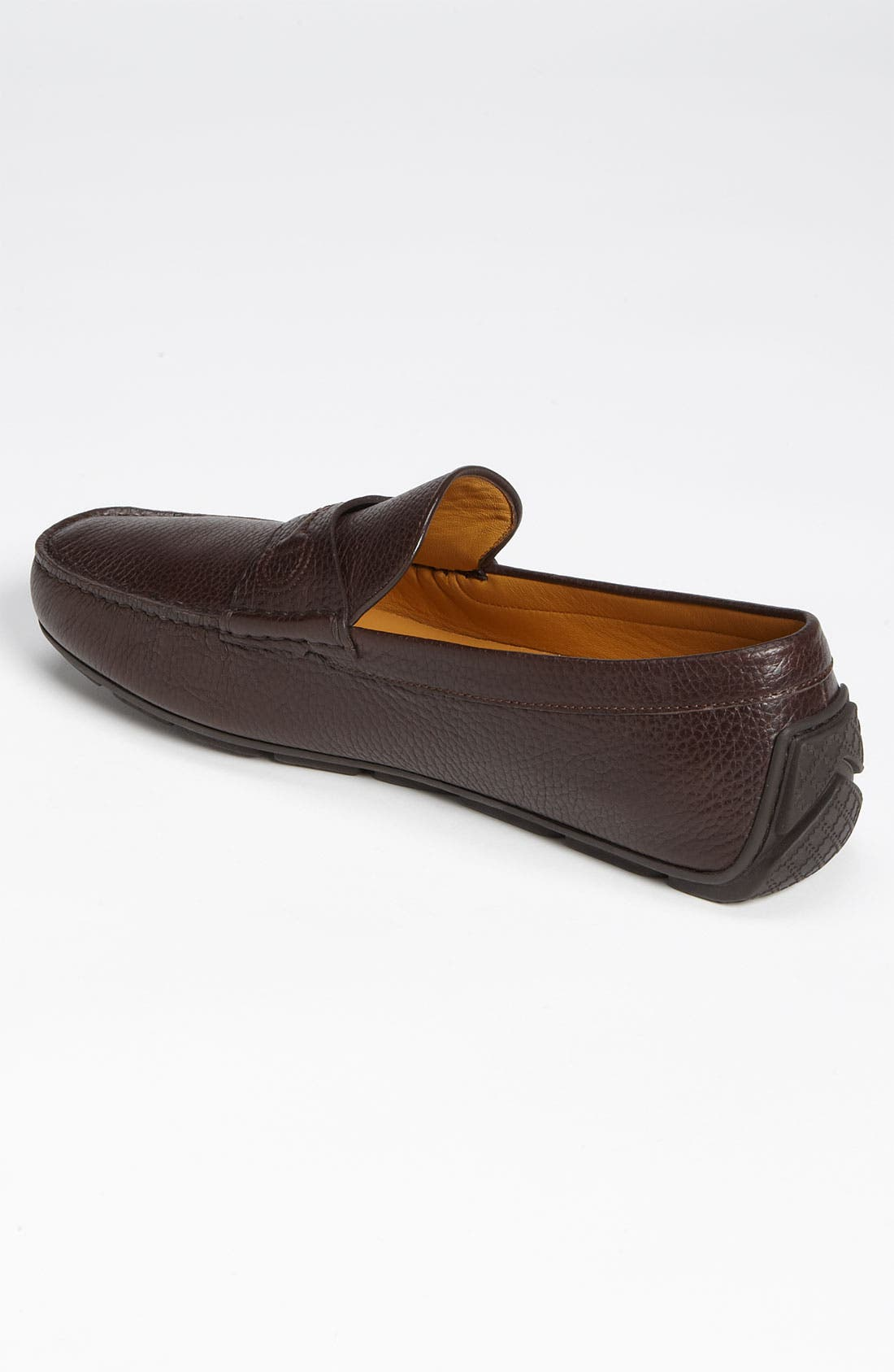 Alternate Image 2  - Gucci 'Chabas' Pebbled Driving Shoe