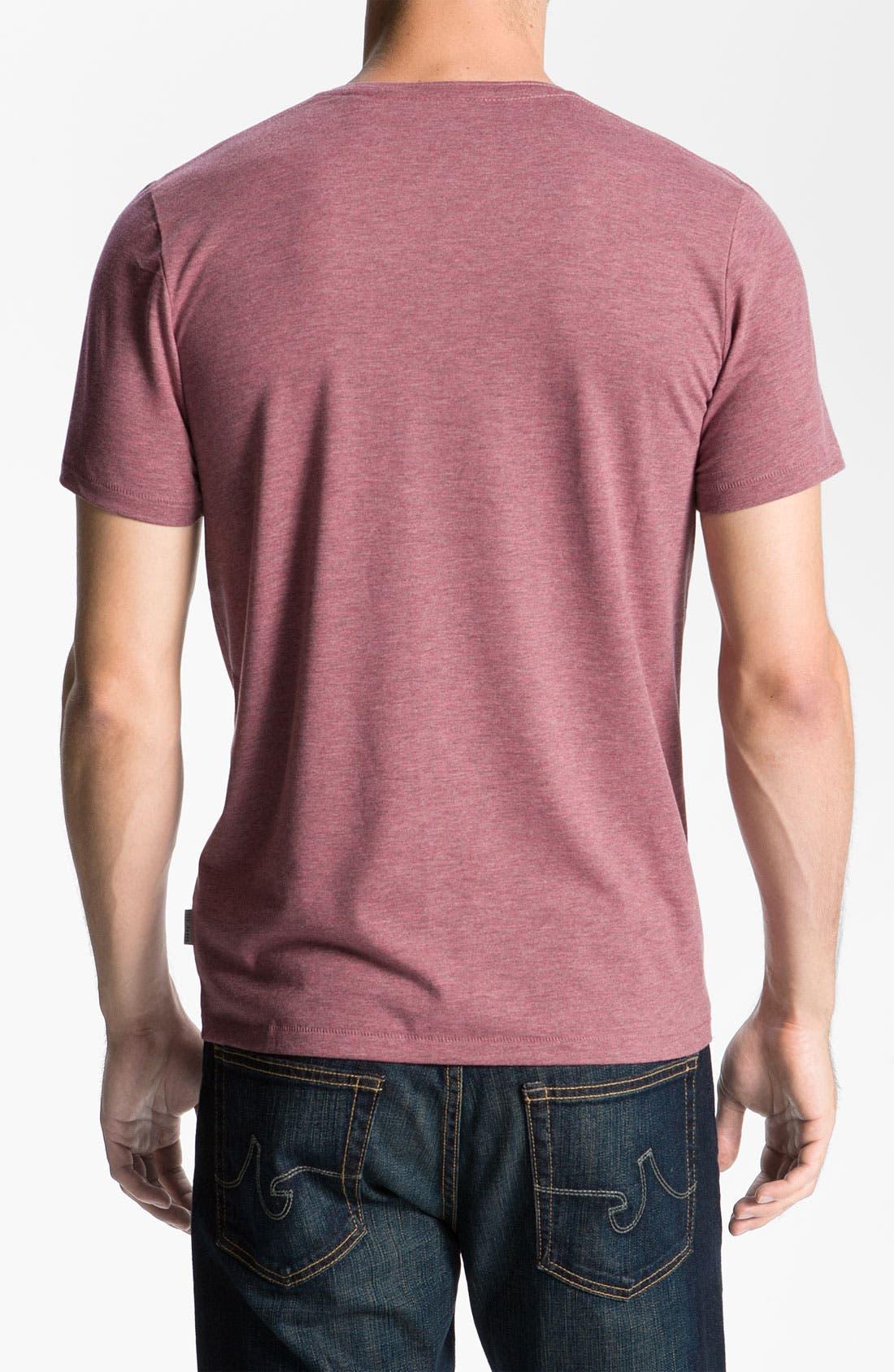 Alternate Image 2  - Ted Baker London V-Neck T-Shirt